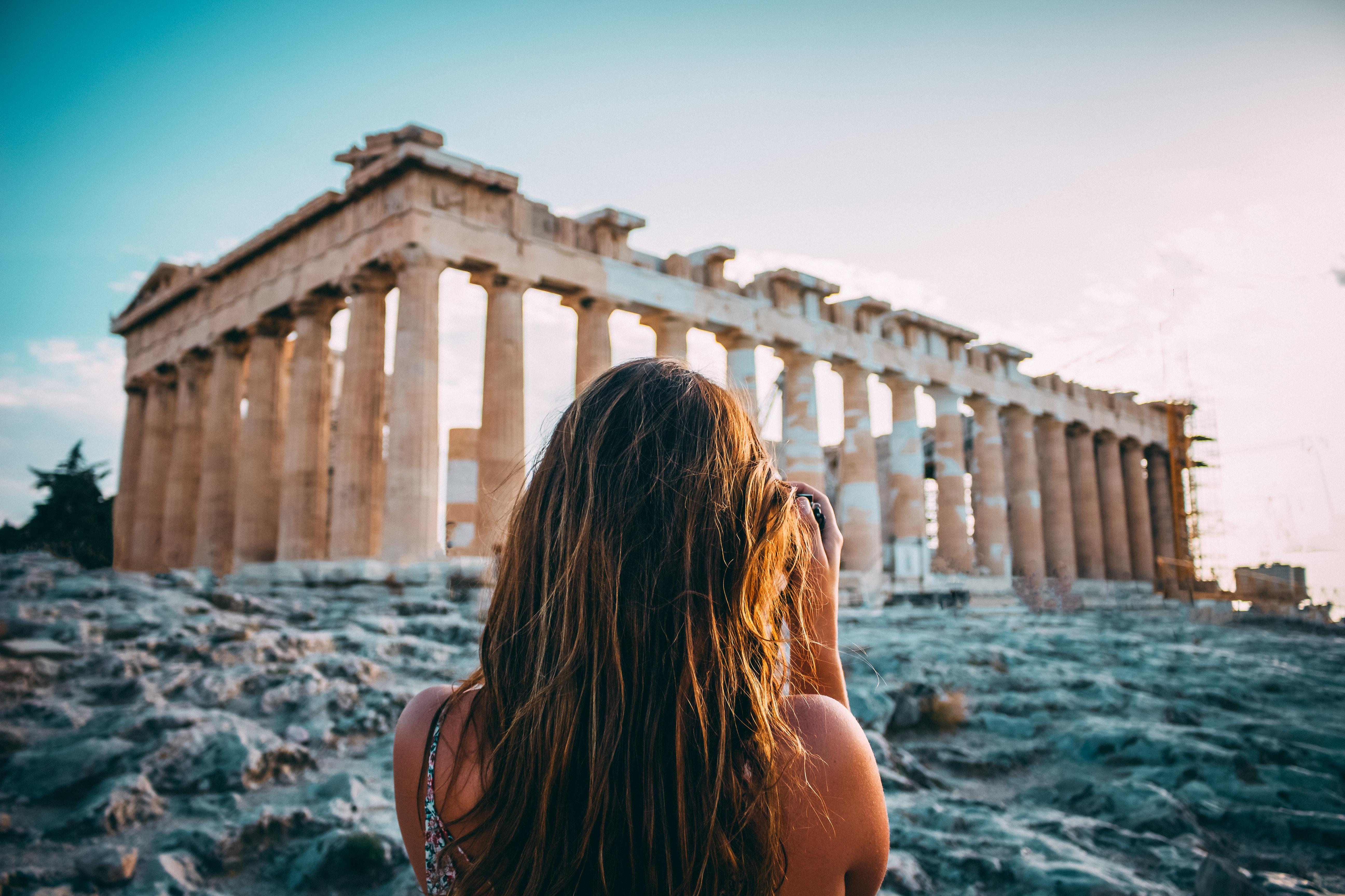 Greece in February