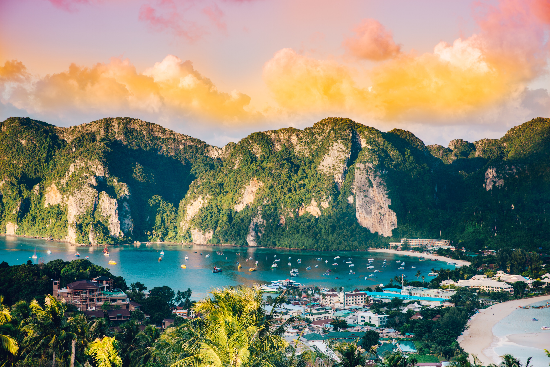 Thailand in November