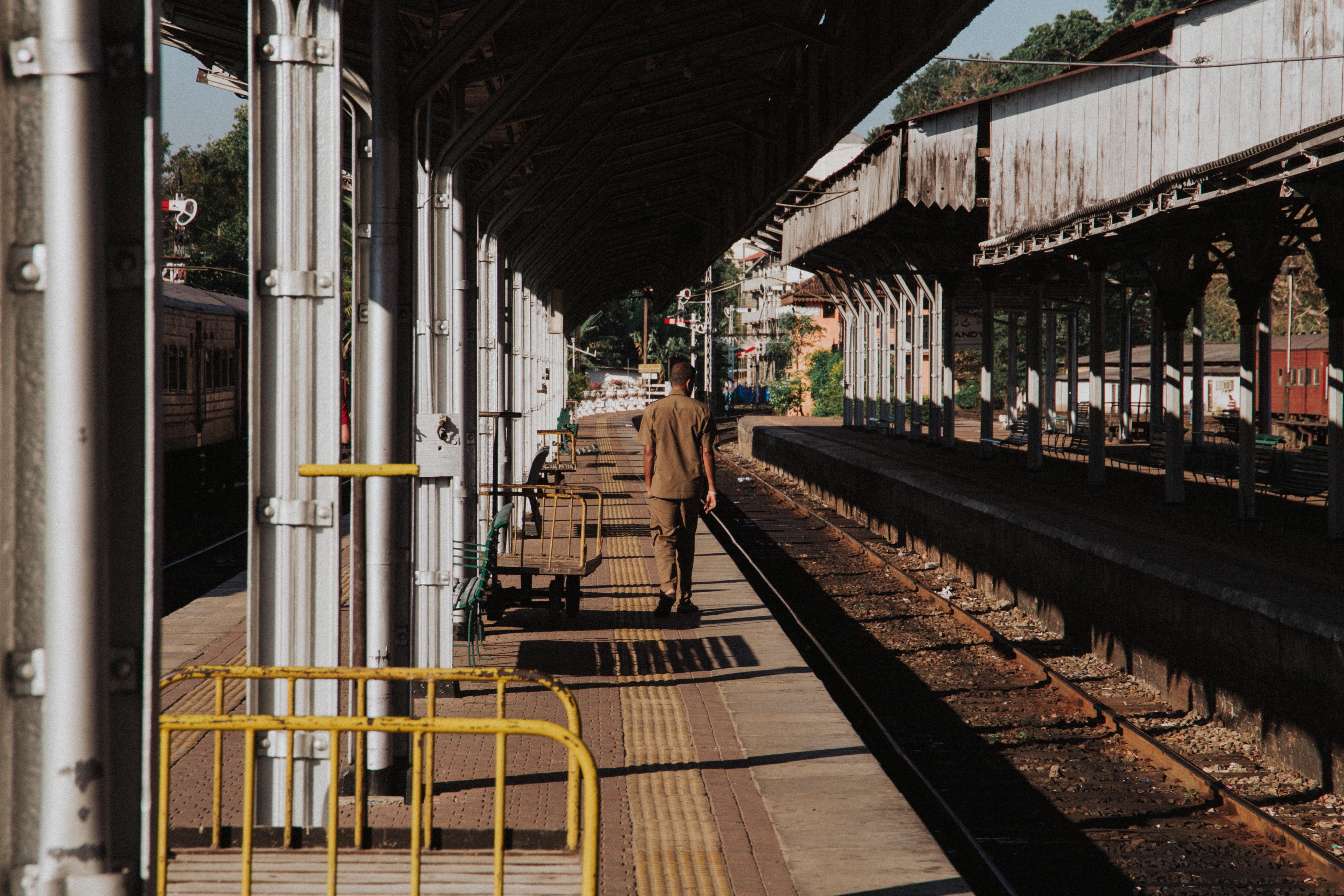 Kandy Railway station