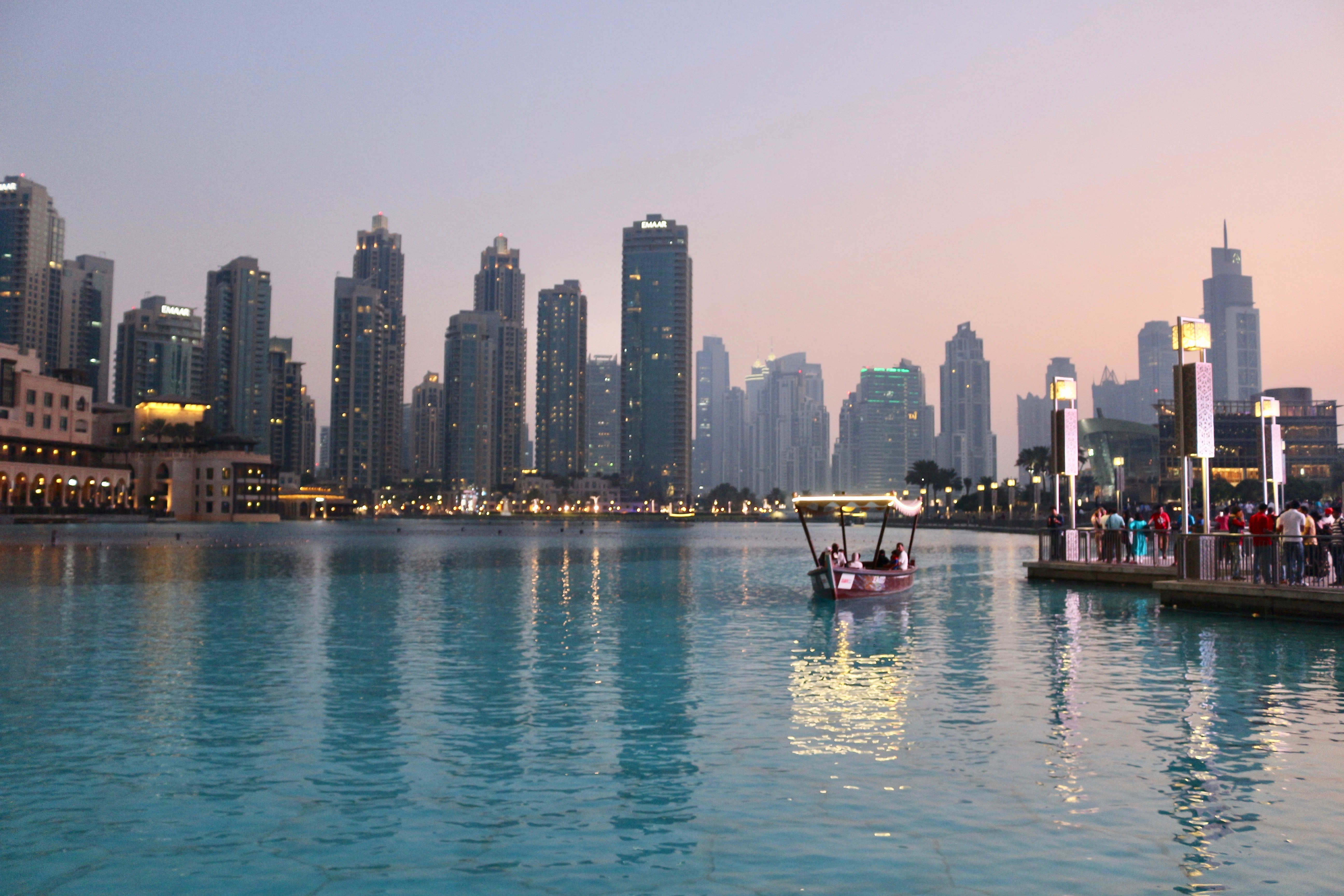 Cruising in Dubai