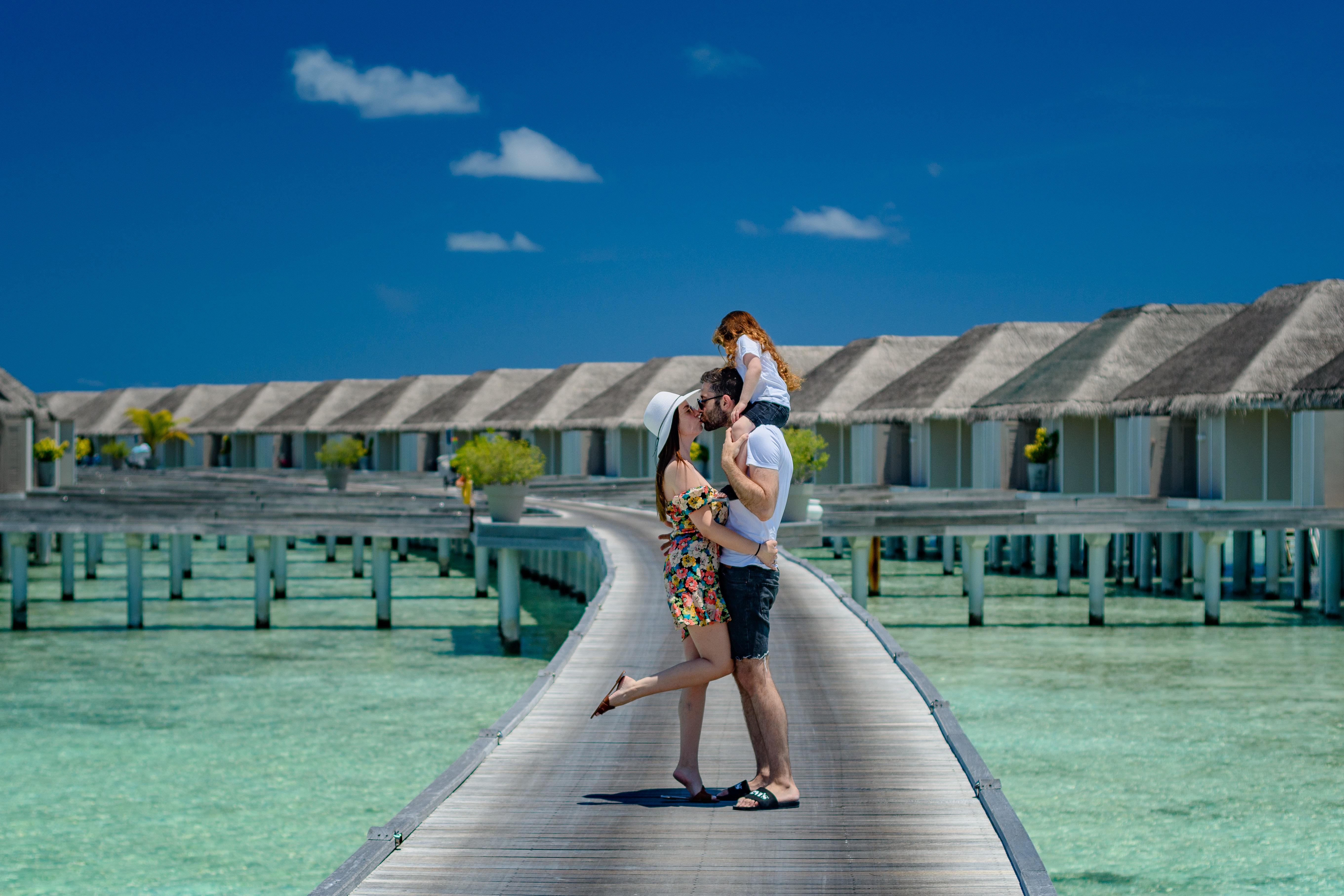 Family Maldives trip