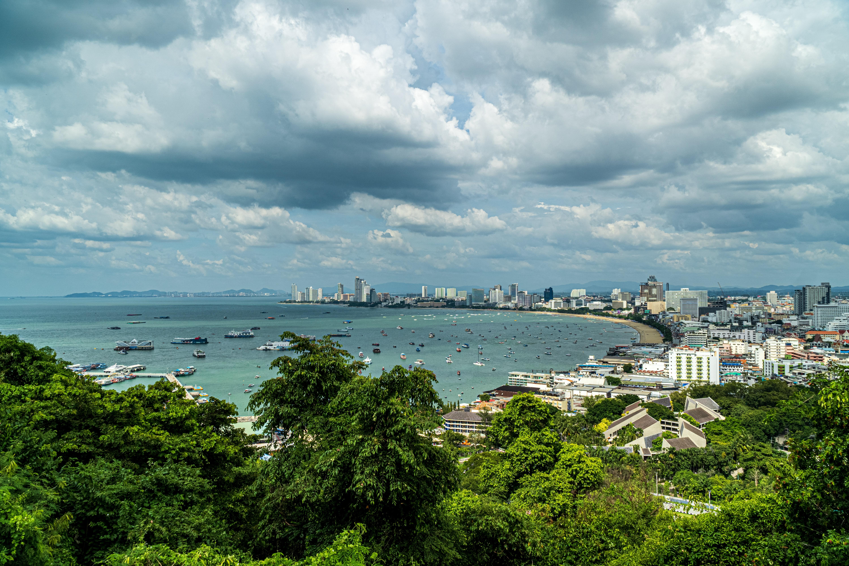 Pattaya - Thailand in August
