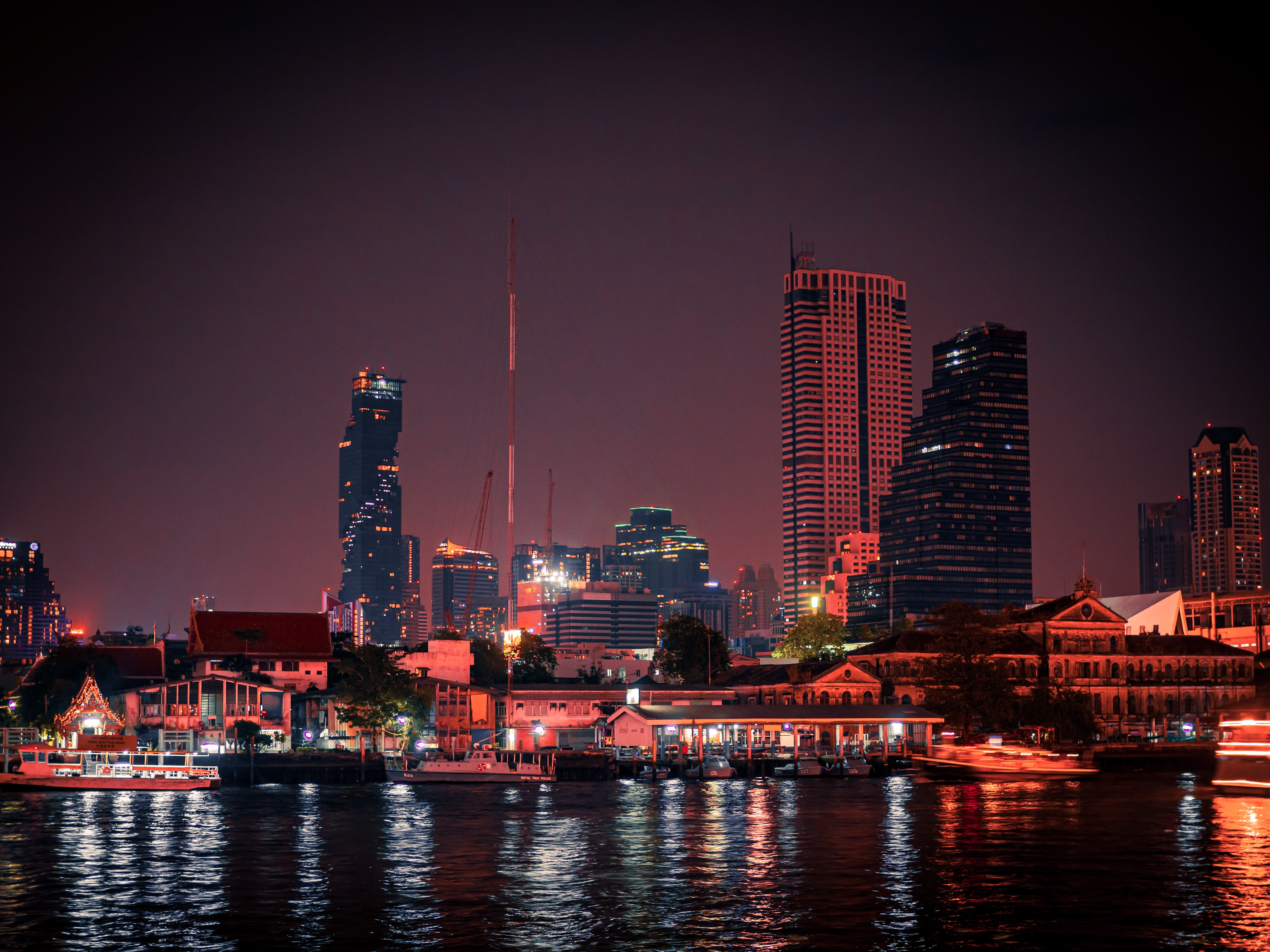 Thailand in March