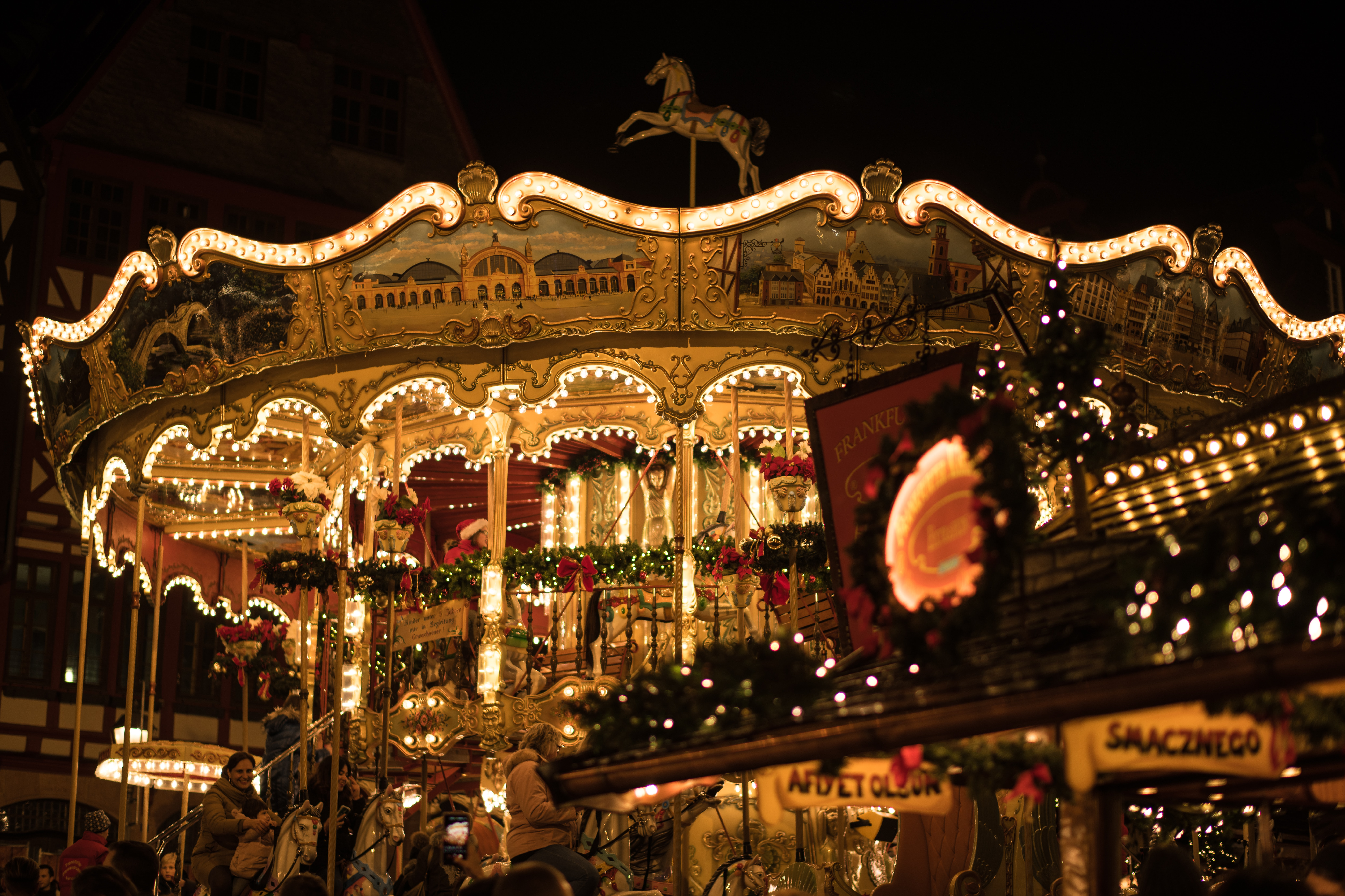 Places to Spend Christmas in Europe