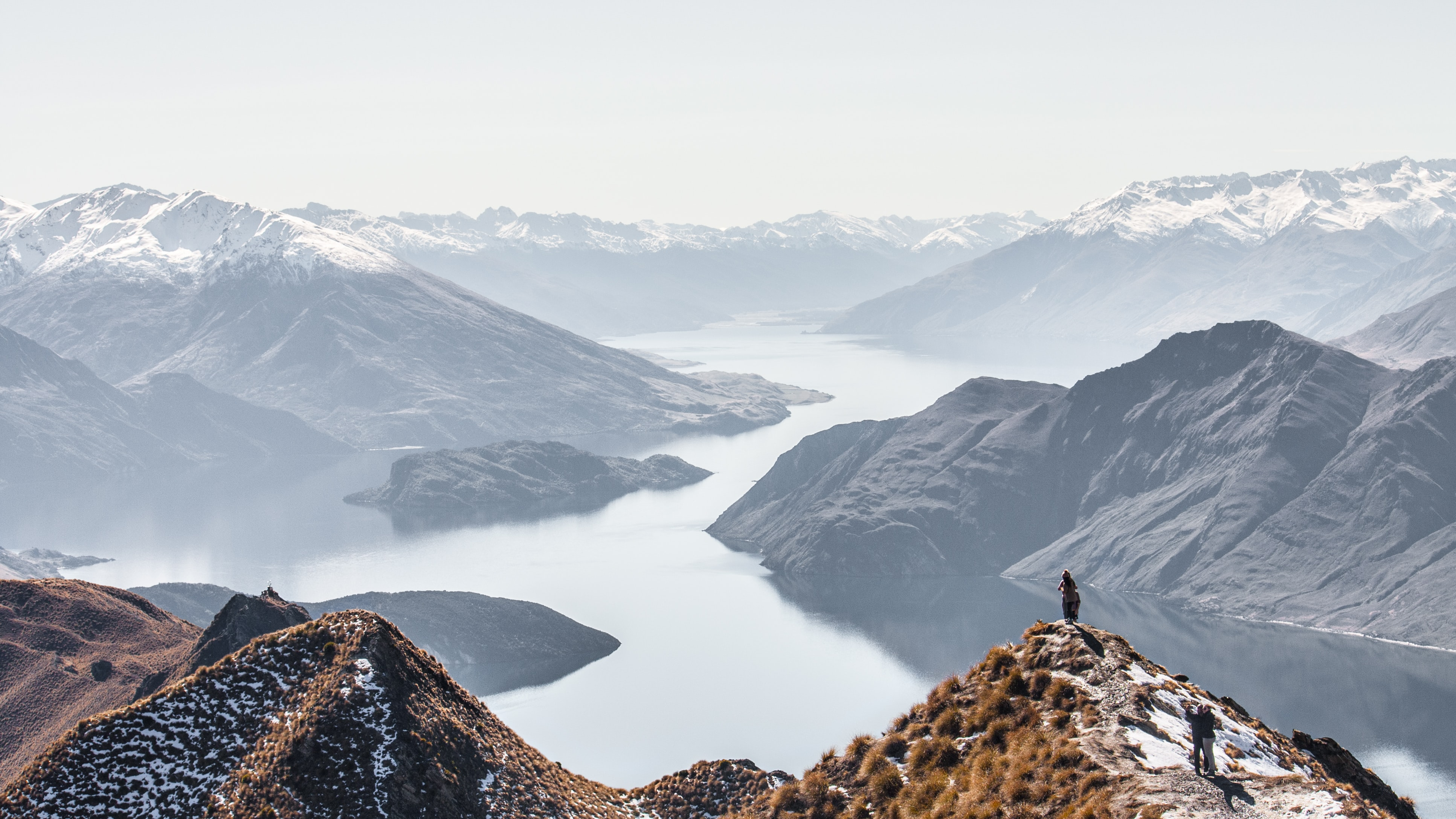 Roys Peak, New Zealand, Scenic Spots That Inspired Renowned Novels And Films