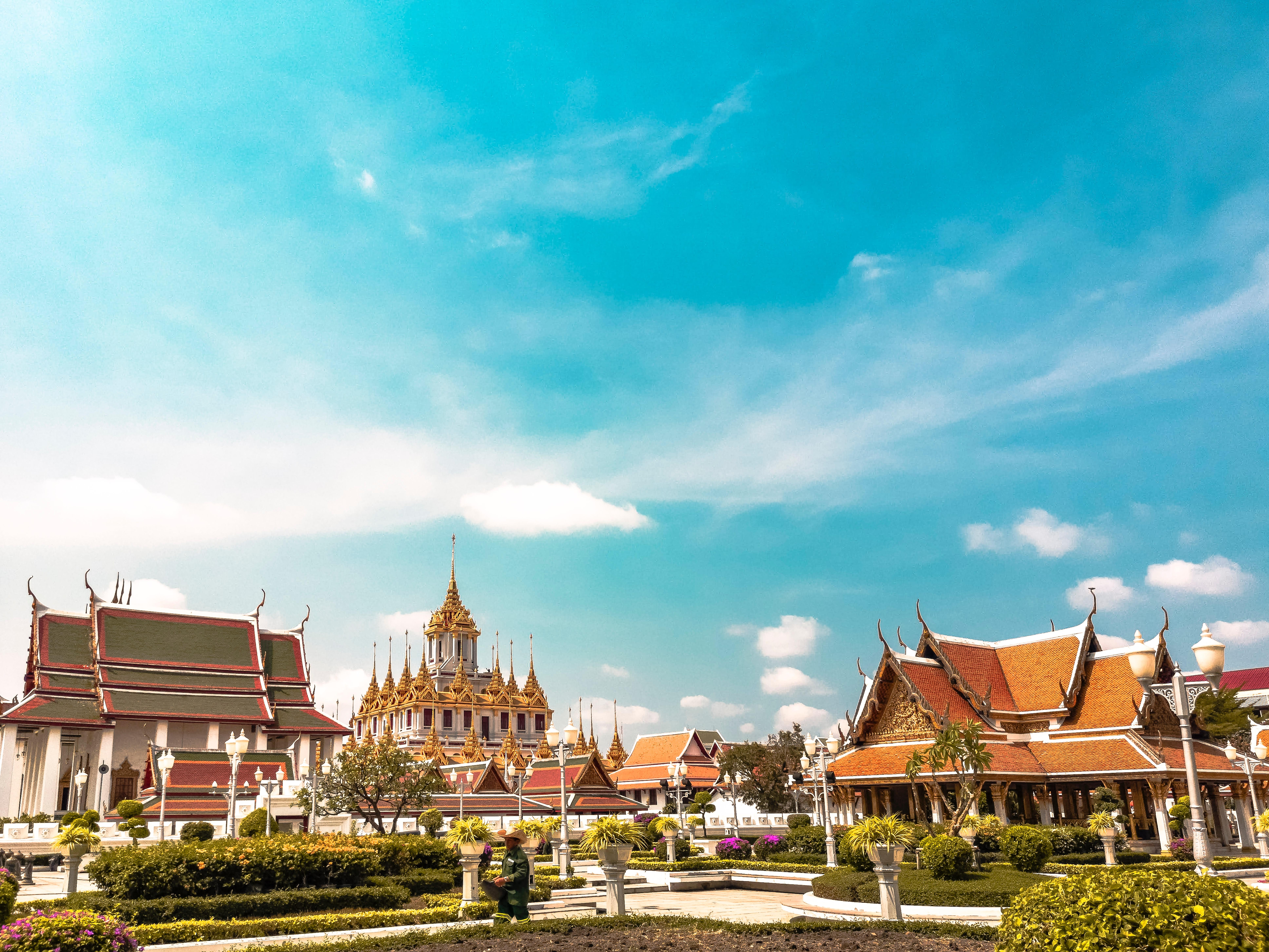 Bangkok, Fascinating Places to Visit in Thailand