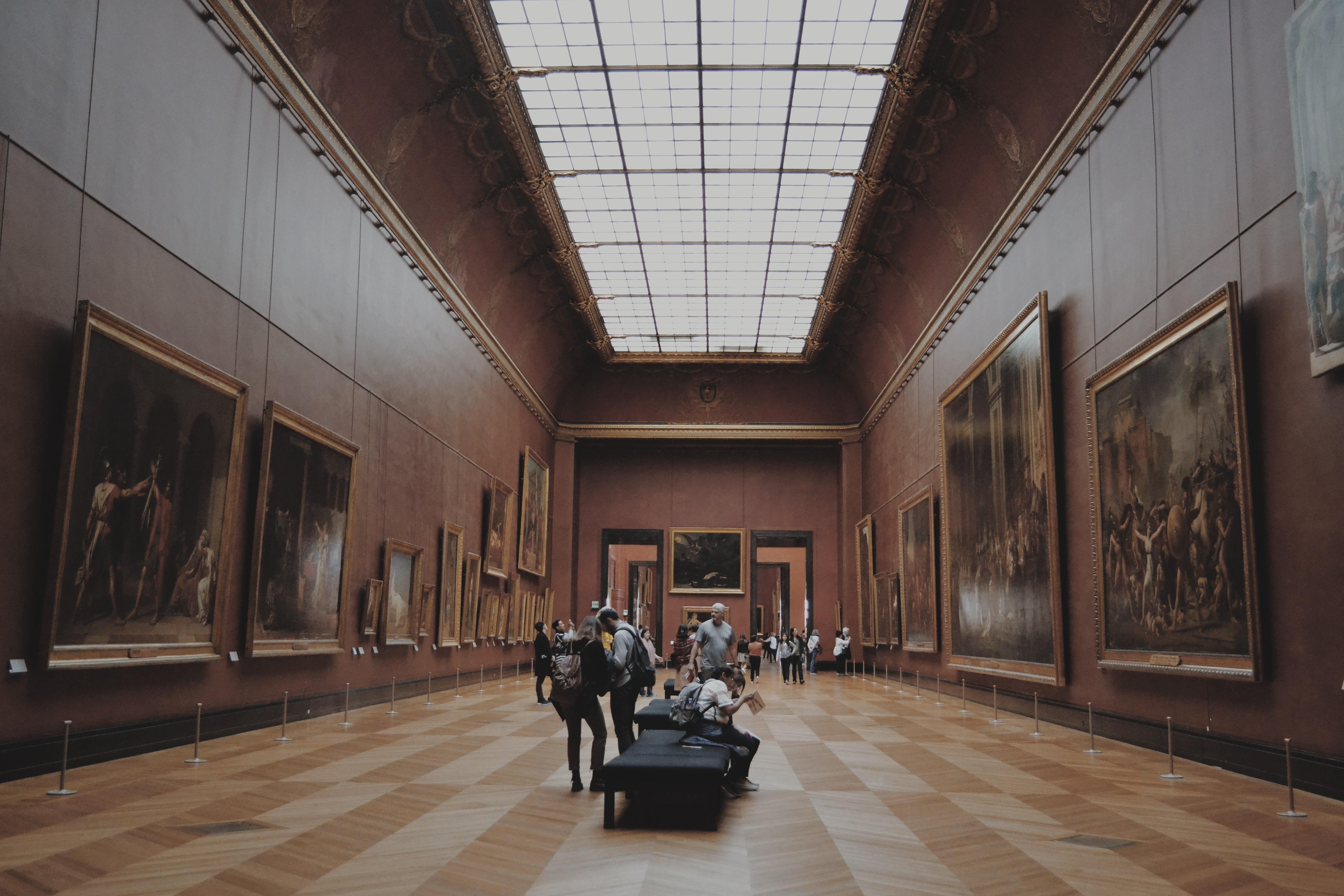 Louvre Museum Paris, Places to visit in Paris in February