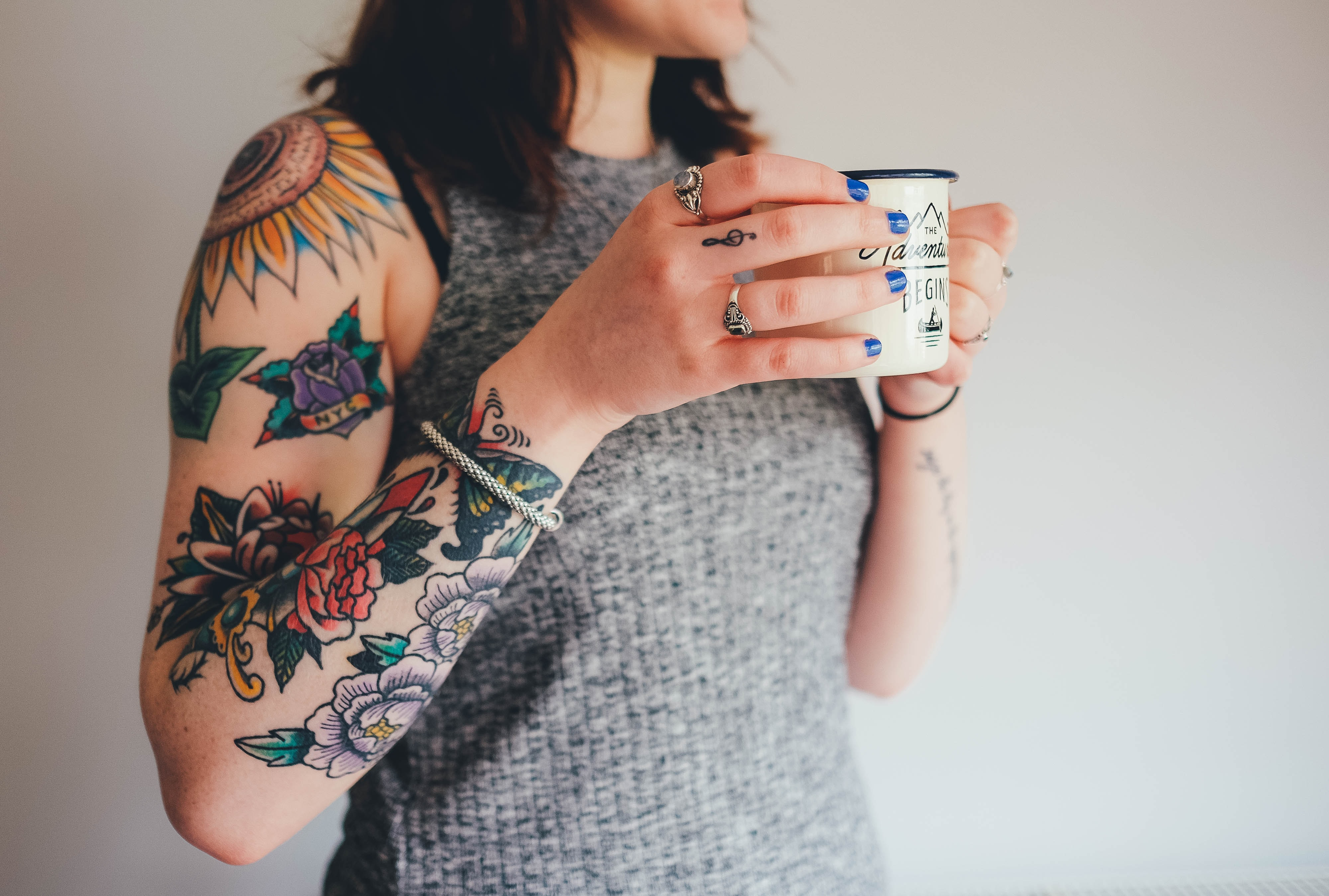 Tattoo & Art, Amsterdam in October