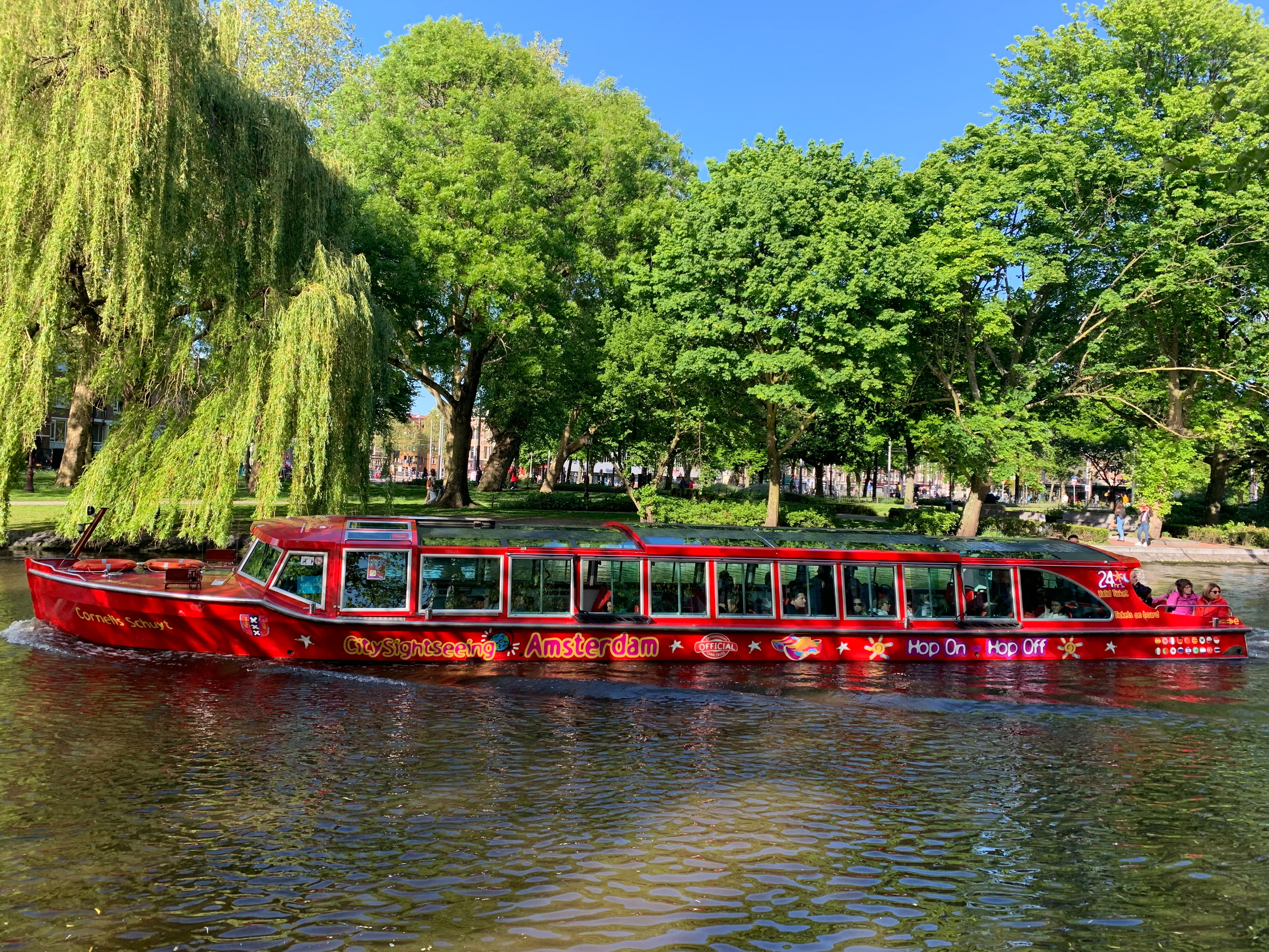 Amsterdam Cruise Canal, Things to Do in Amsterdam in February