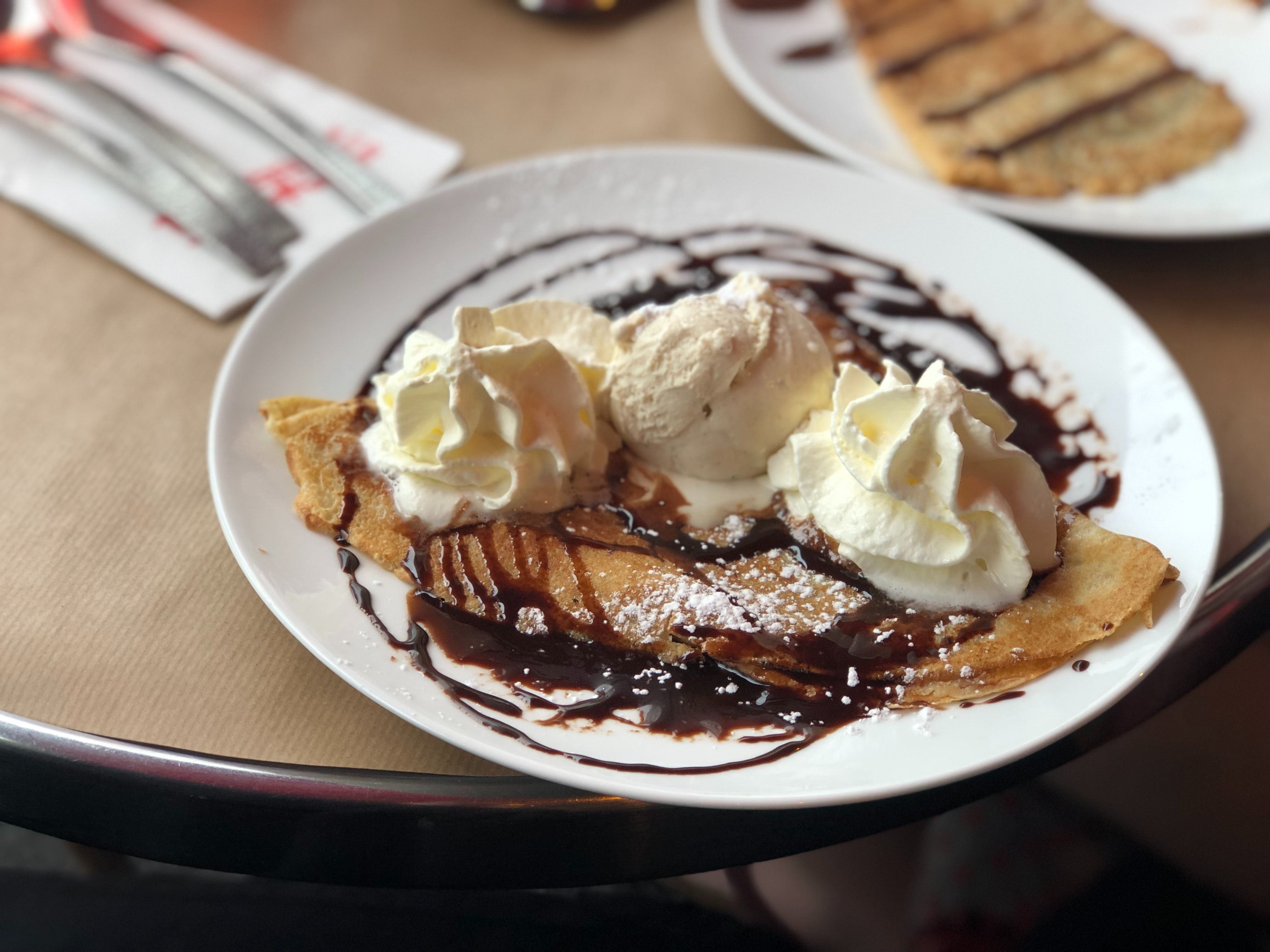 Crepe Day, Famous food in Paris