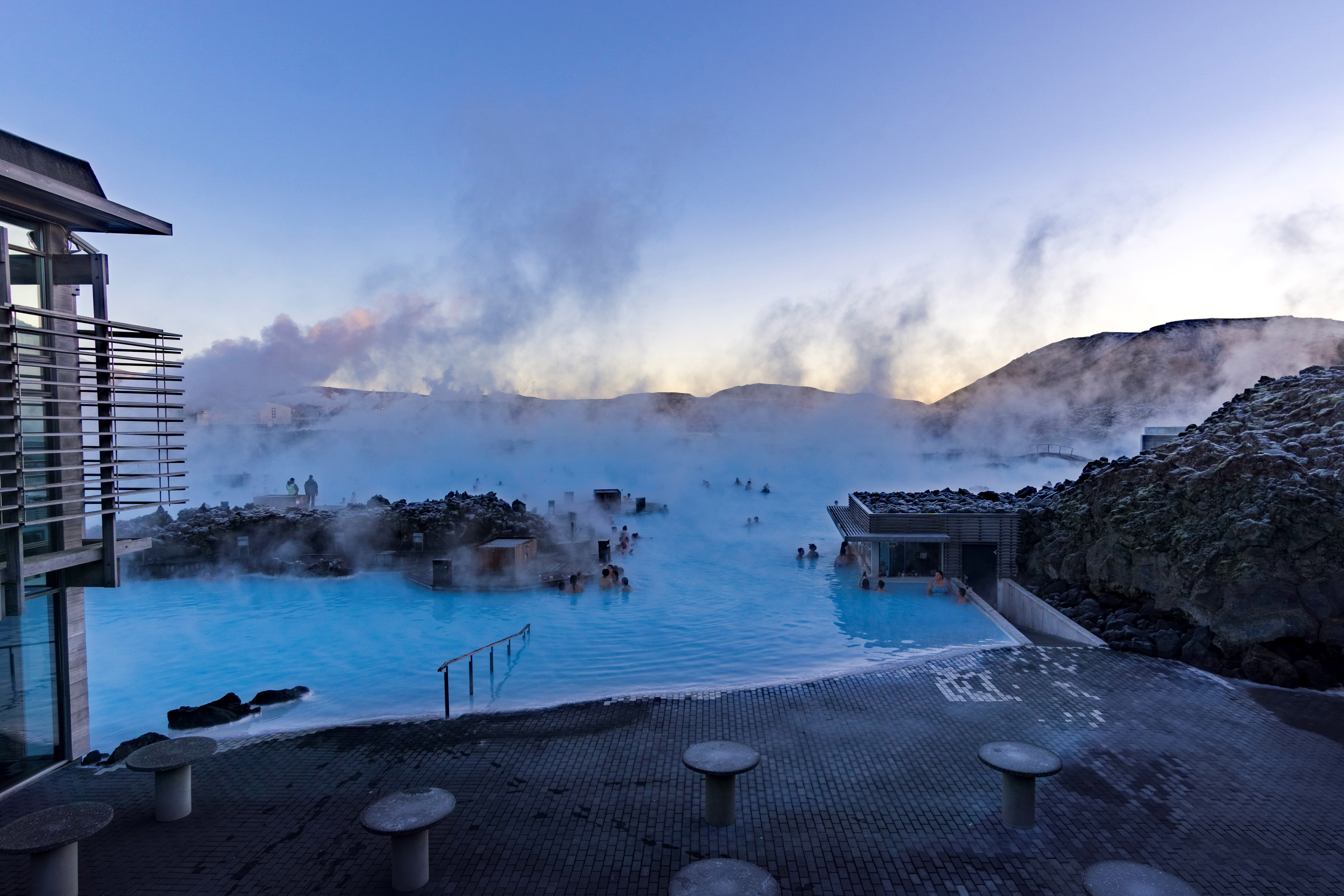 blue lagoon spa in Iceland things to do in Reykjavik