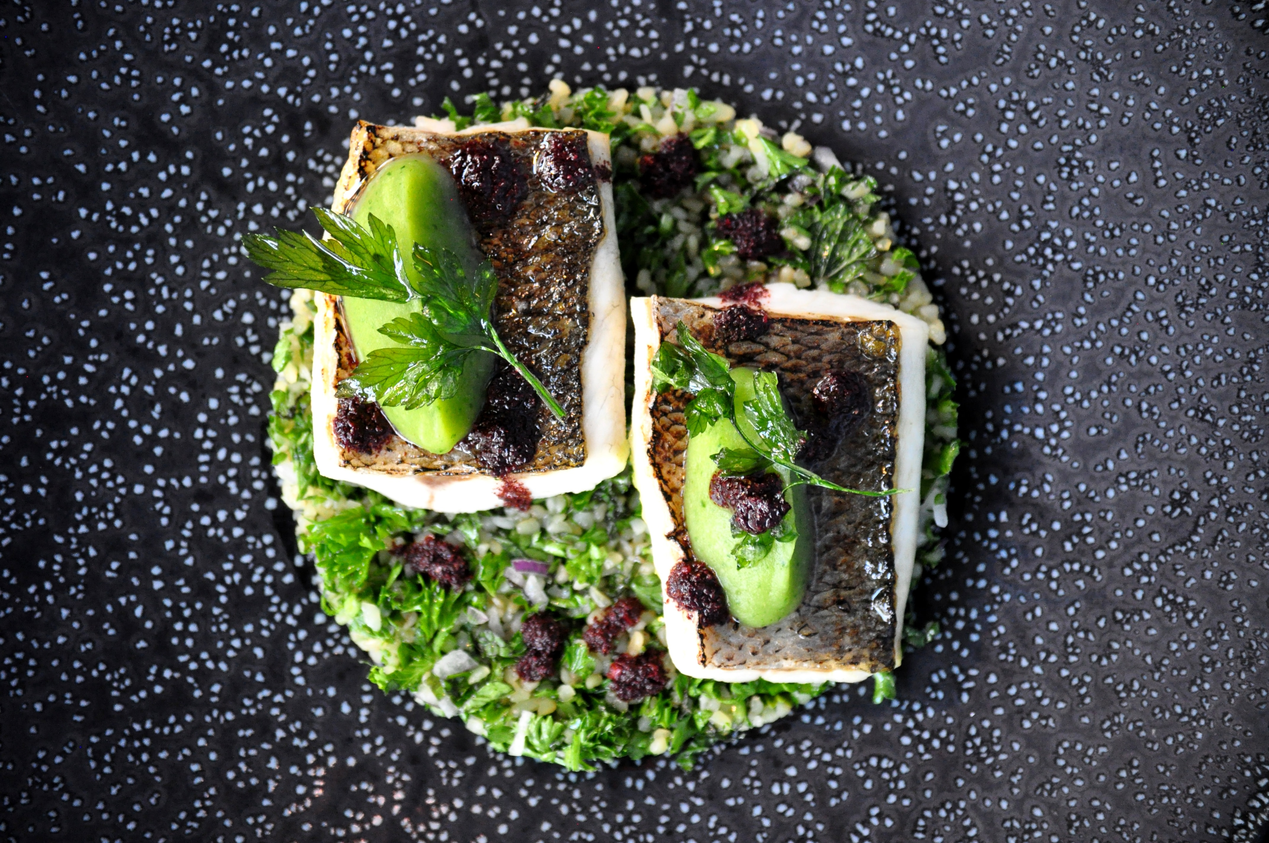 Sea Bass, Senses Restaurant, 10 Best Restaurants In Amsterdam To Visit For Great Food