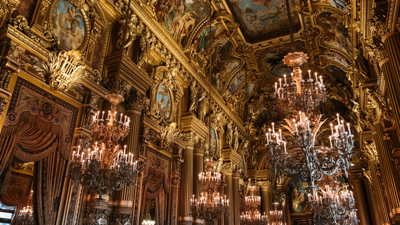 Palais Garnier, Place de l'opéra, Paris, France, Things to do in Paris in Winter