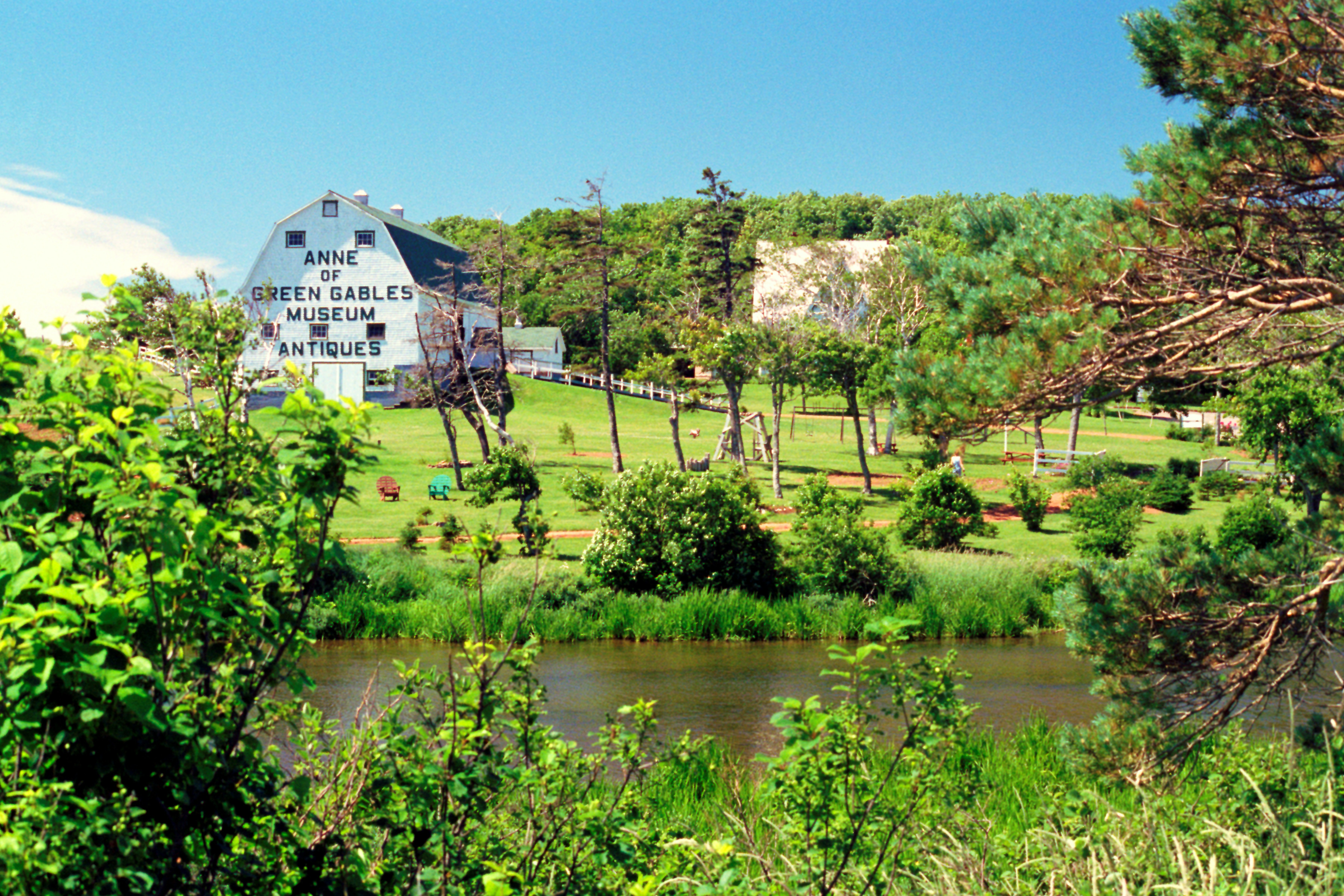 Park Corner, Prince Edward Island, Canada, Scenic Spots That Inspired Renowned Novels And Films