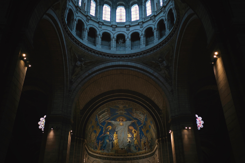 Sacré Coeur Basilica, 15 romantic places to visit in Paris