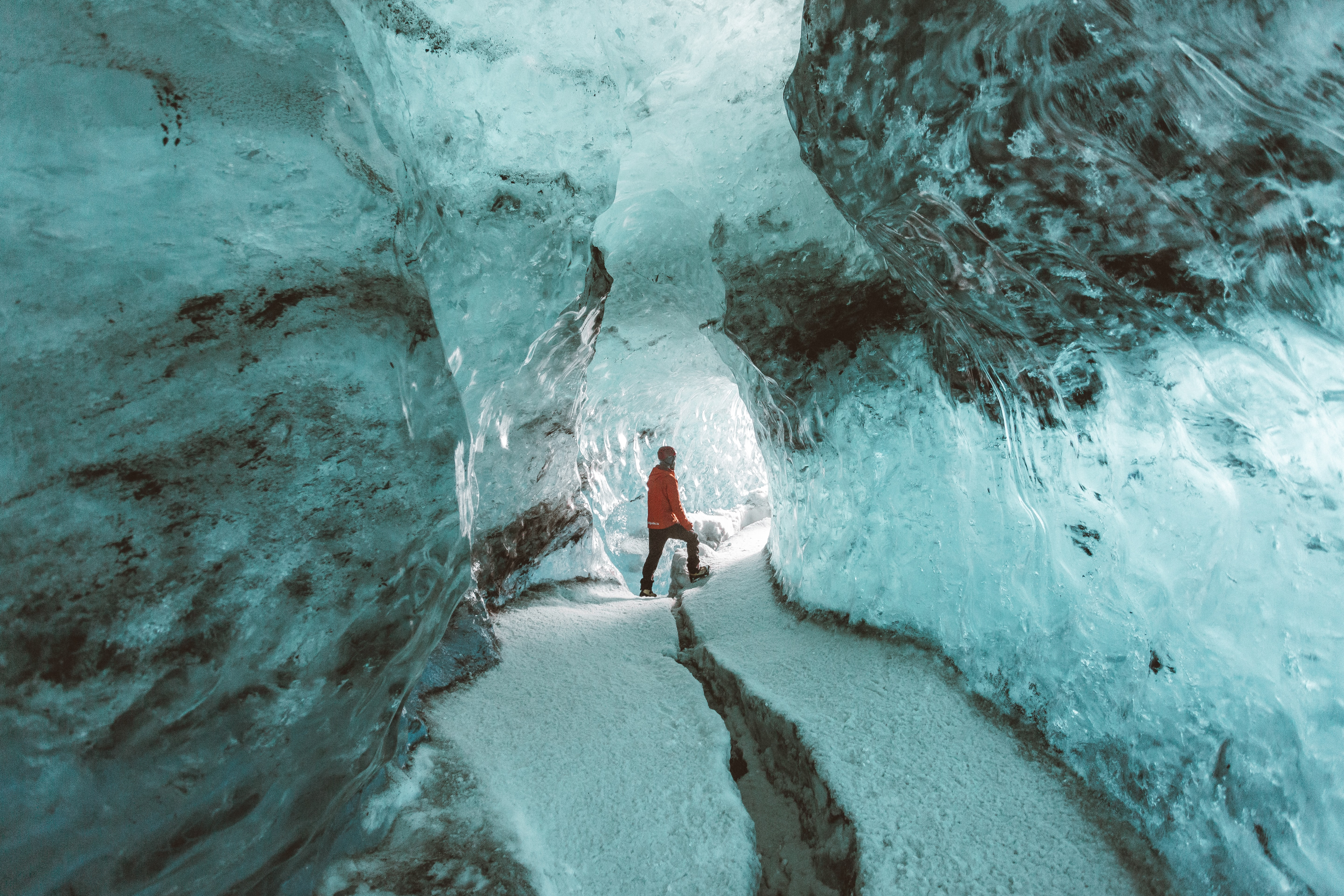 The Langjokull Ice Cave, Ice caves in Iceland