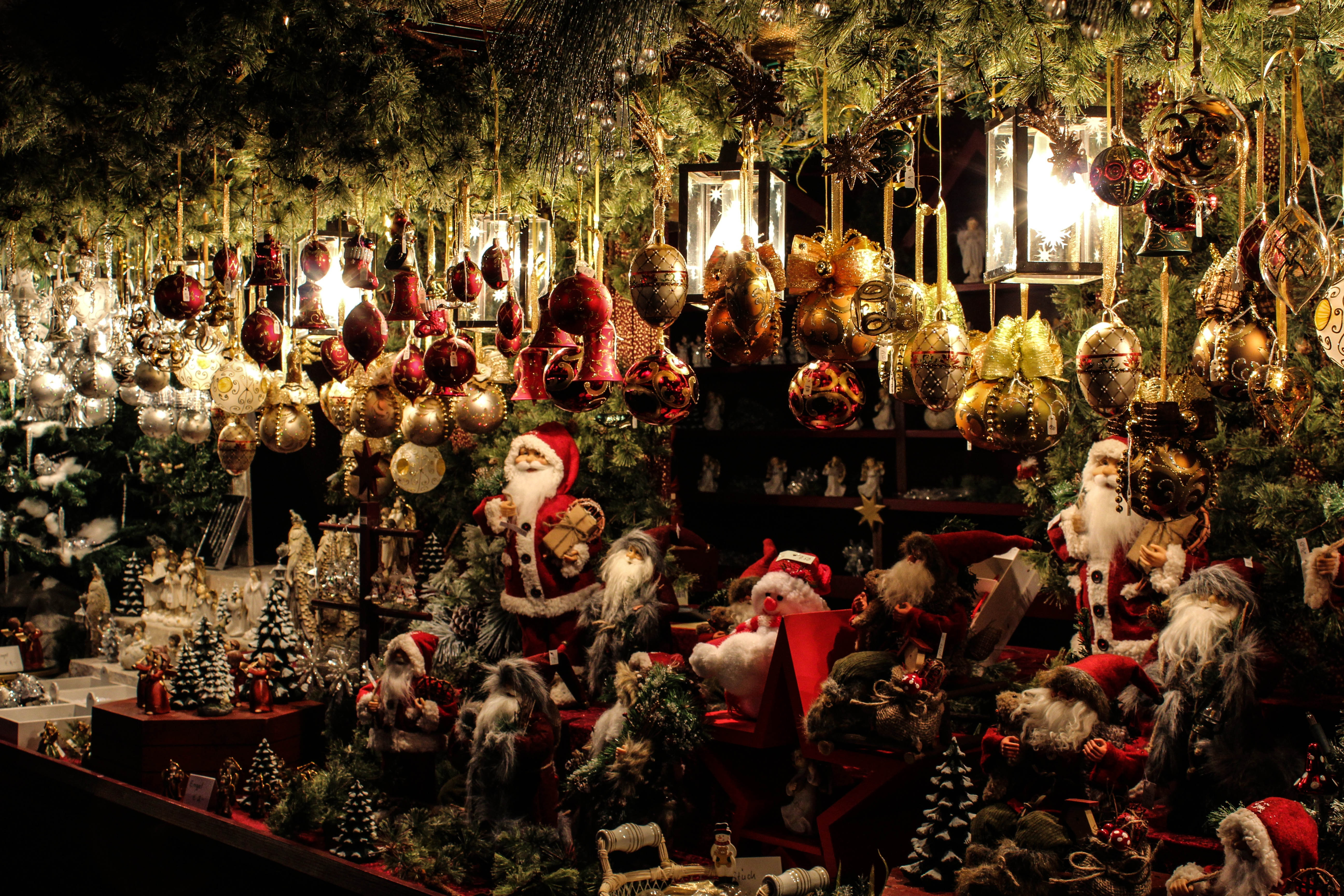 Christmas Markets, Paris, France, Things to do in Paris in Winter