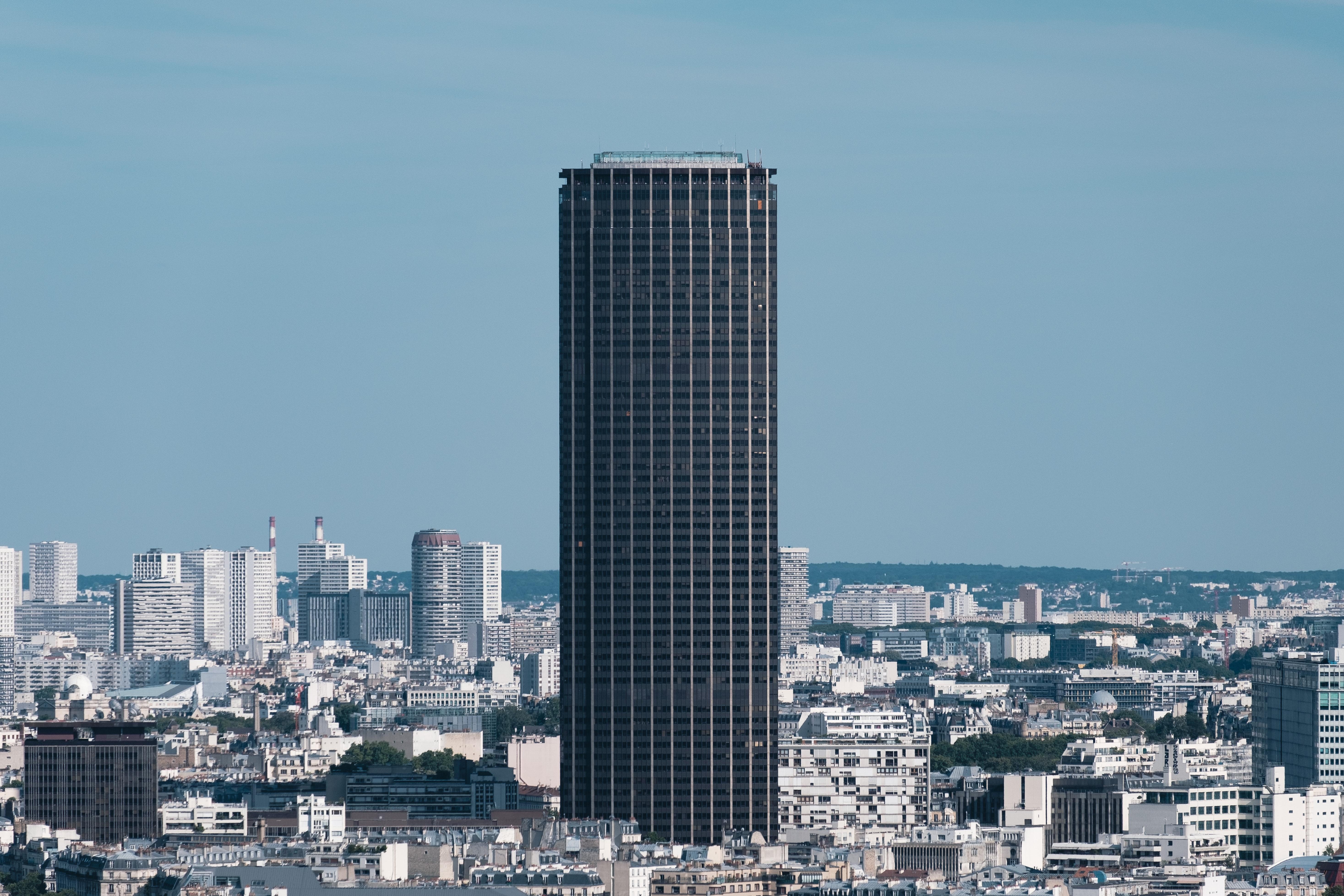 Montparnasse Tower, Paris