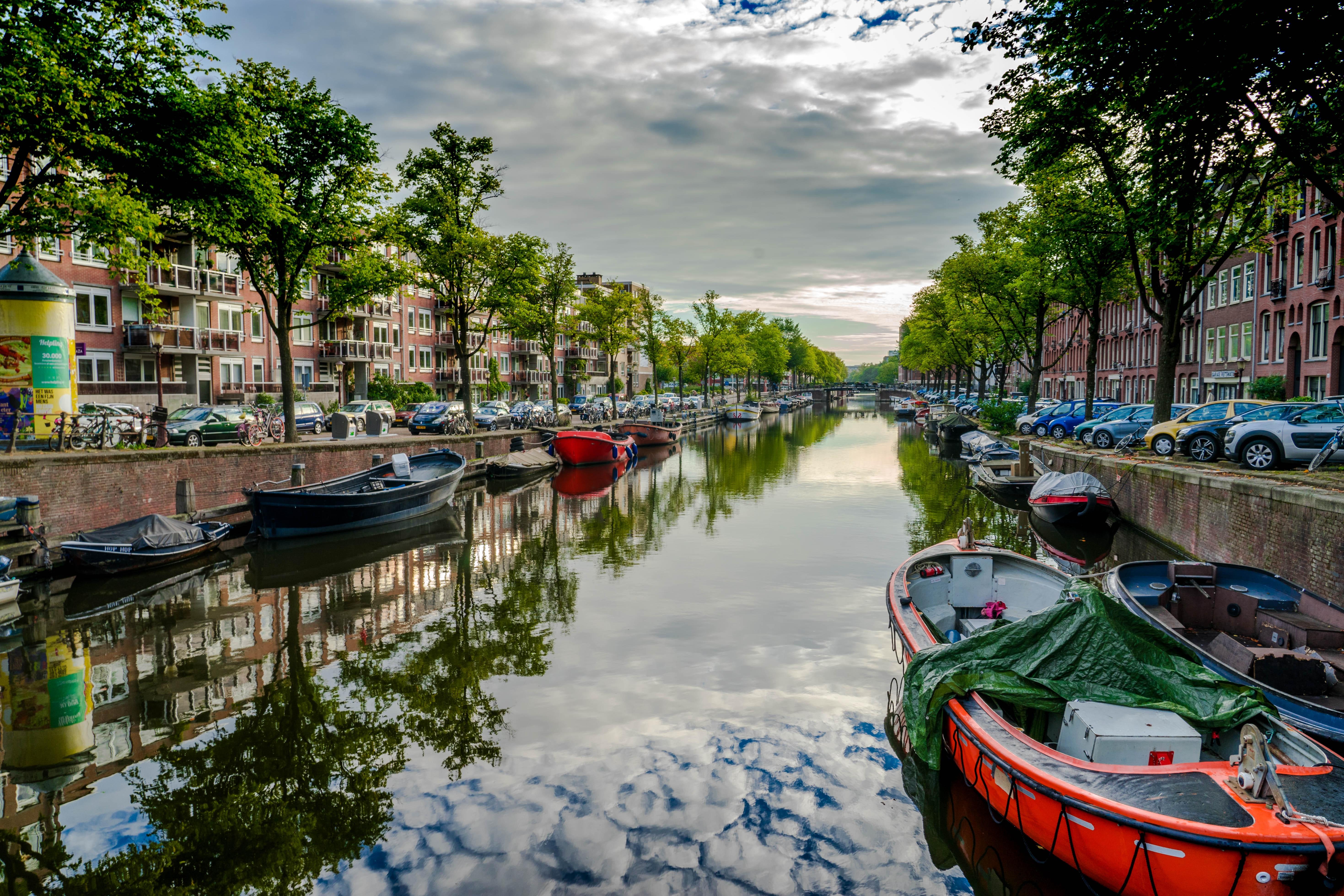Aha moment en Amsterdam, las principales tendencias en los destinos de viaje