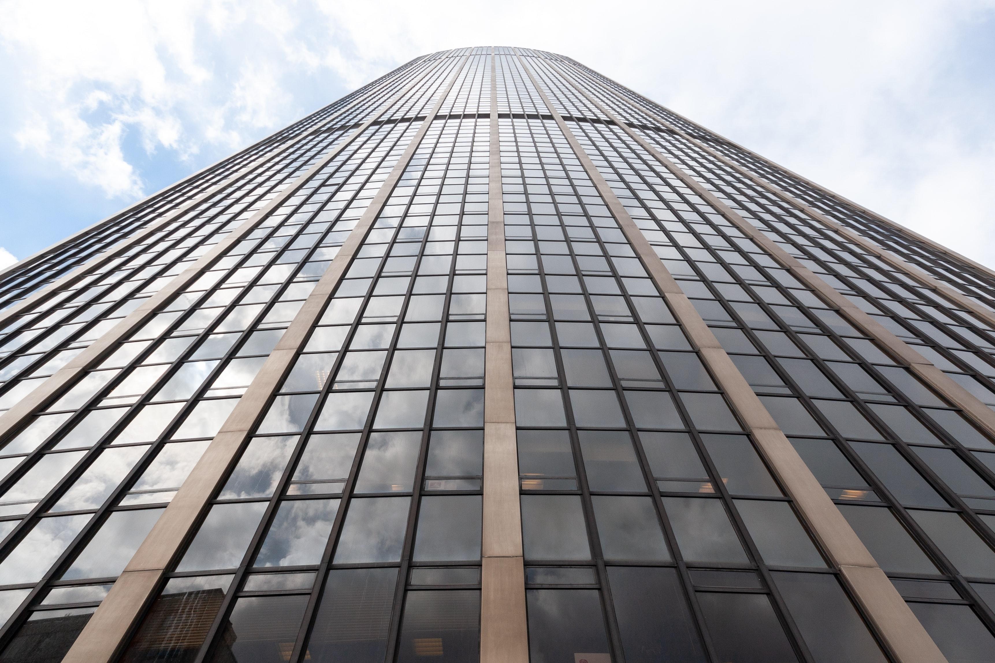 Turista en la Torre Montparnasse