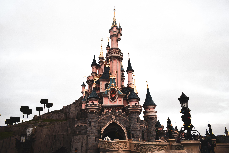 Disneyland Paris, Boulevard de Parc, Coupvray, France, Things to do in Paris in Winter