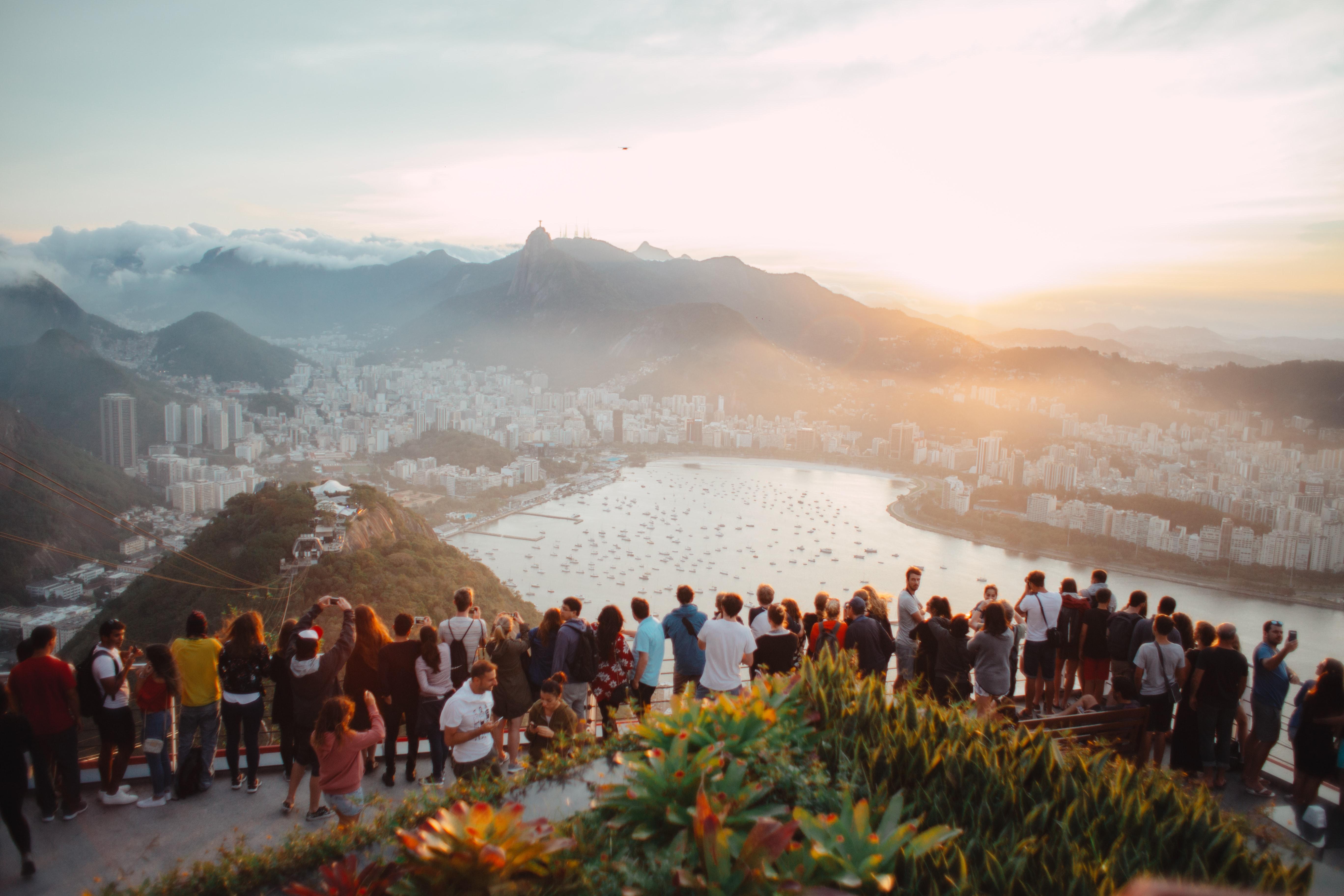 Bienvenida a los turistas europeos, las principales tendencias en los destinos de viaje
