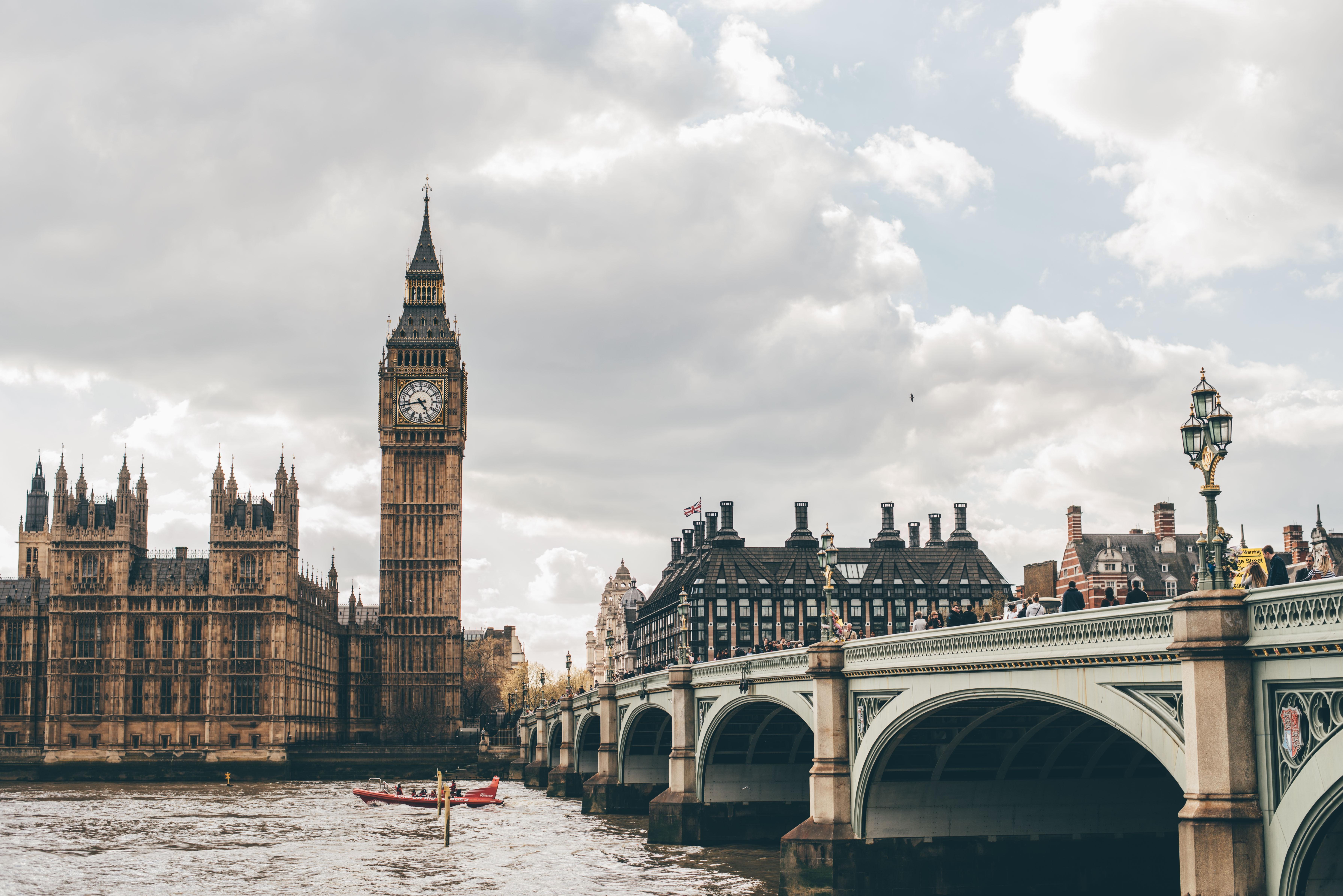 Mantenga la calma y diríjase a Londres, las principales tendencias de destino
