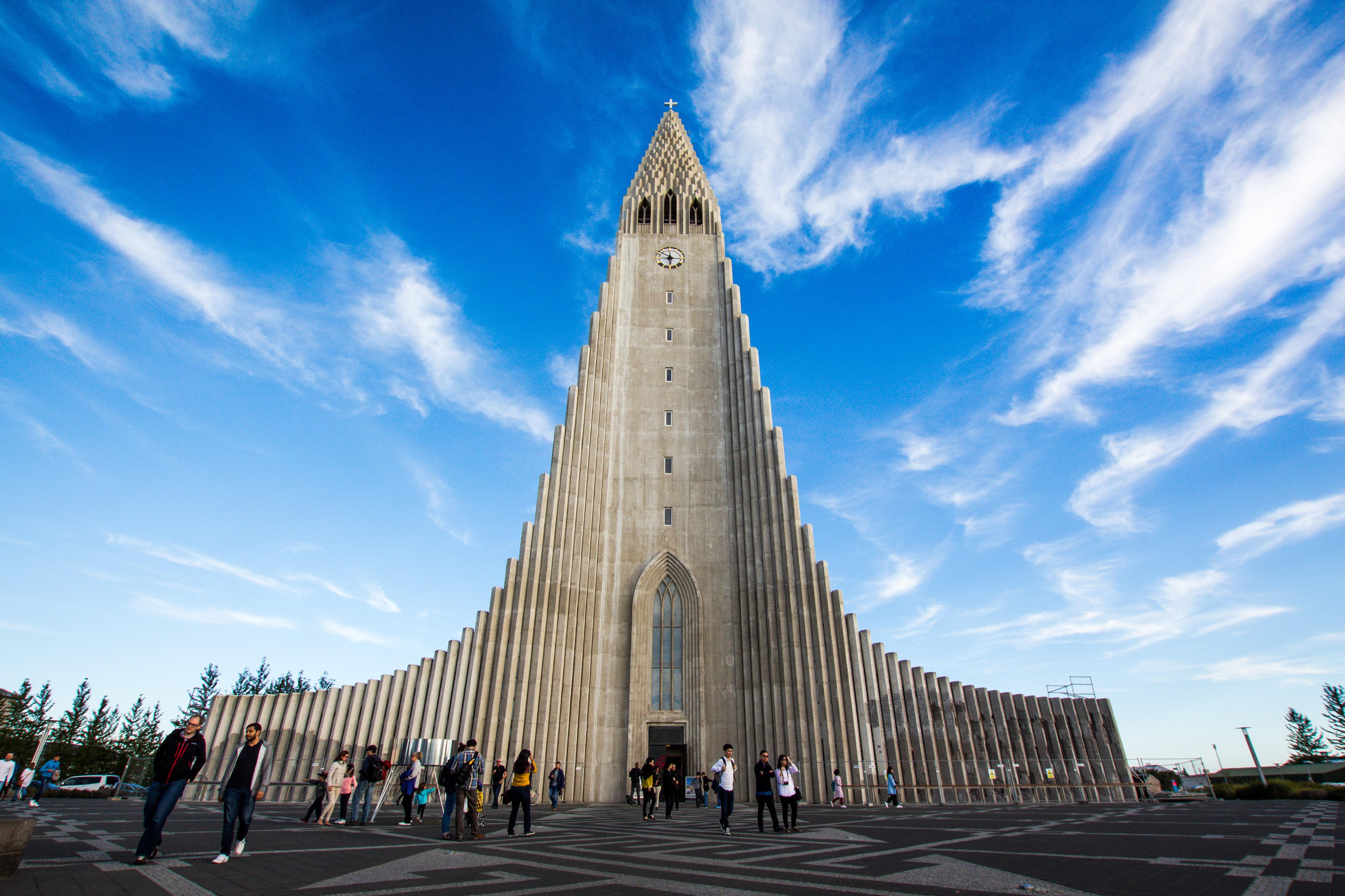 hallgrimskirkja church in Iceland Things to do in Reykjavik