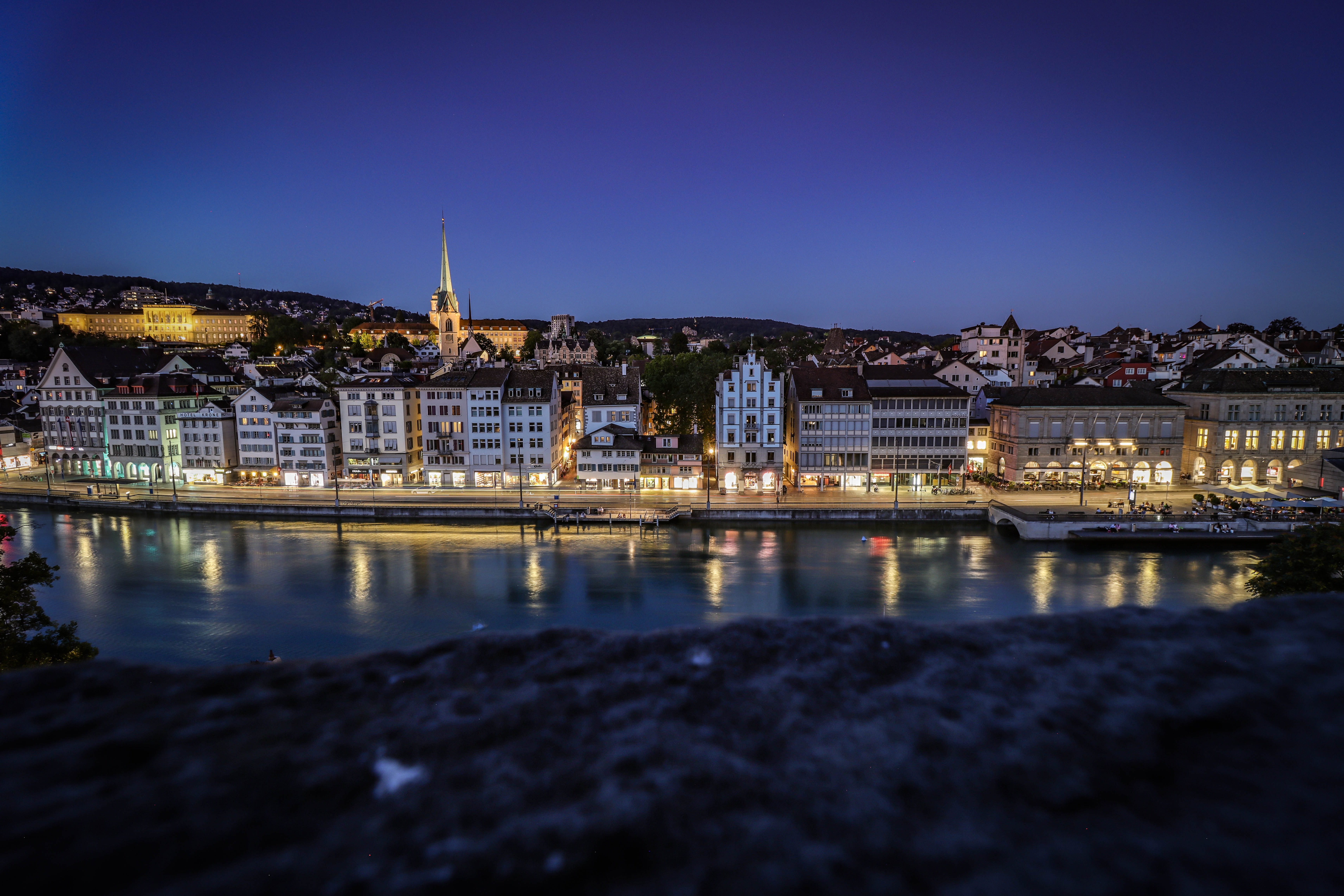 Lindenhof, Free Things to do in Zurich