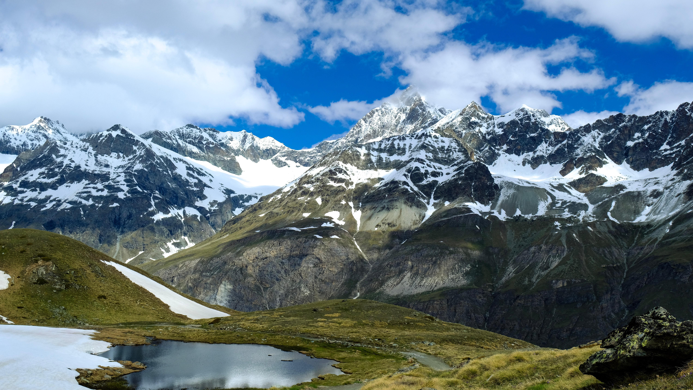 Schwarzsee, Lakes in Switzerland