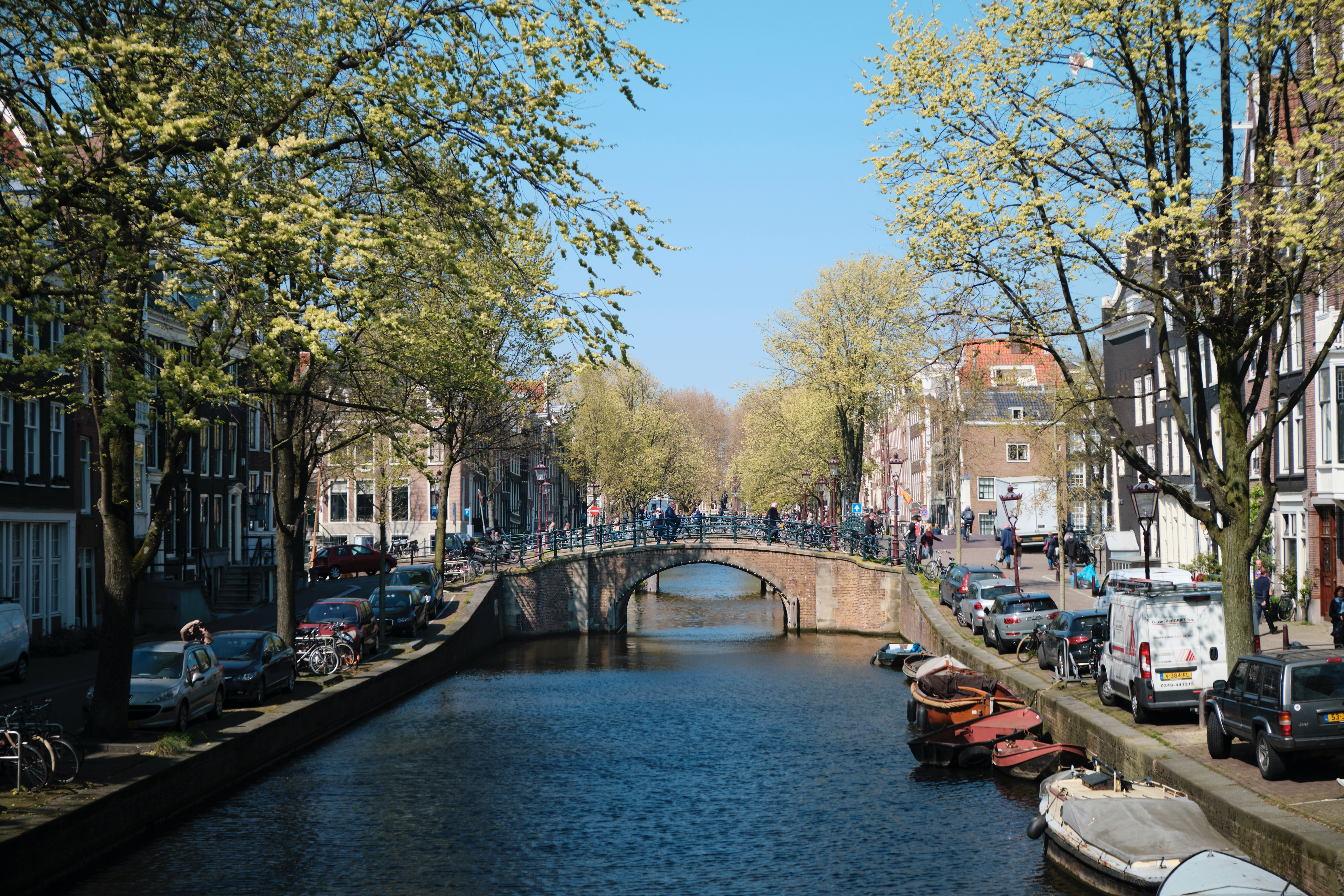 Canal Cruise, Places to Visit in Amsterdam in May