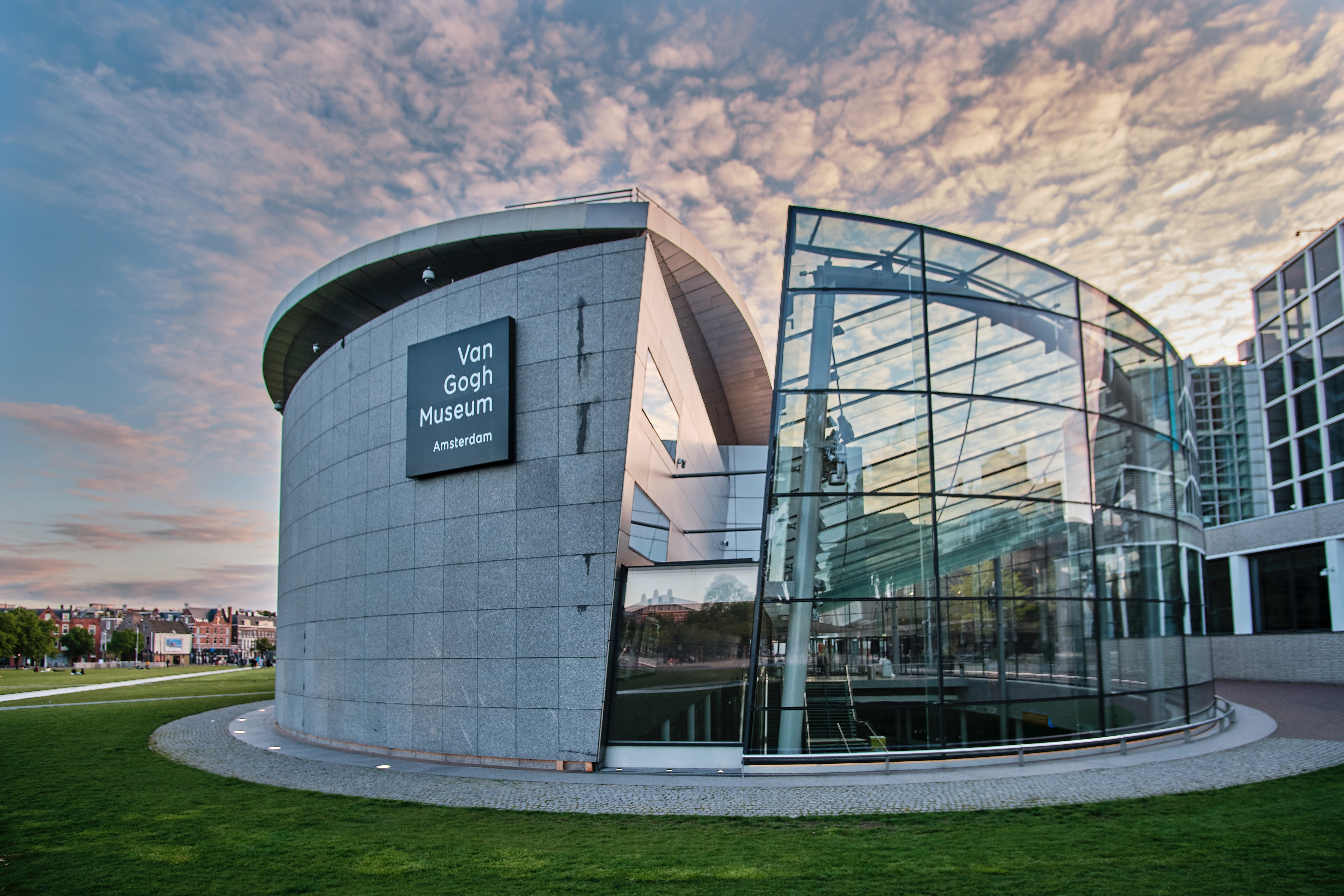Visit Van Gogh Museum, Places to Visit in Amsterdam in May