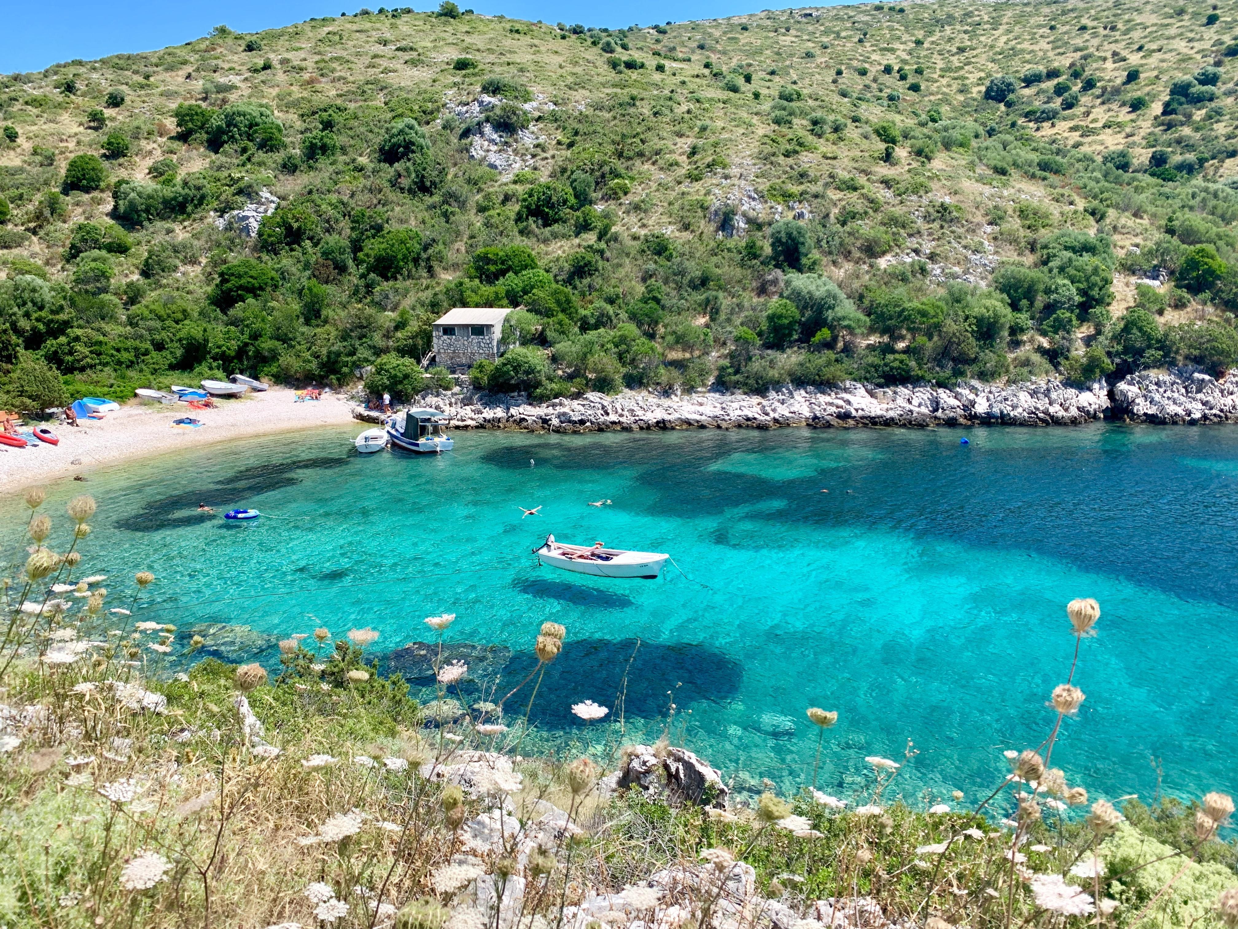 One Day Trip At Zadar Archipelago, Dugi Otok, Croatia