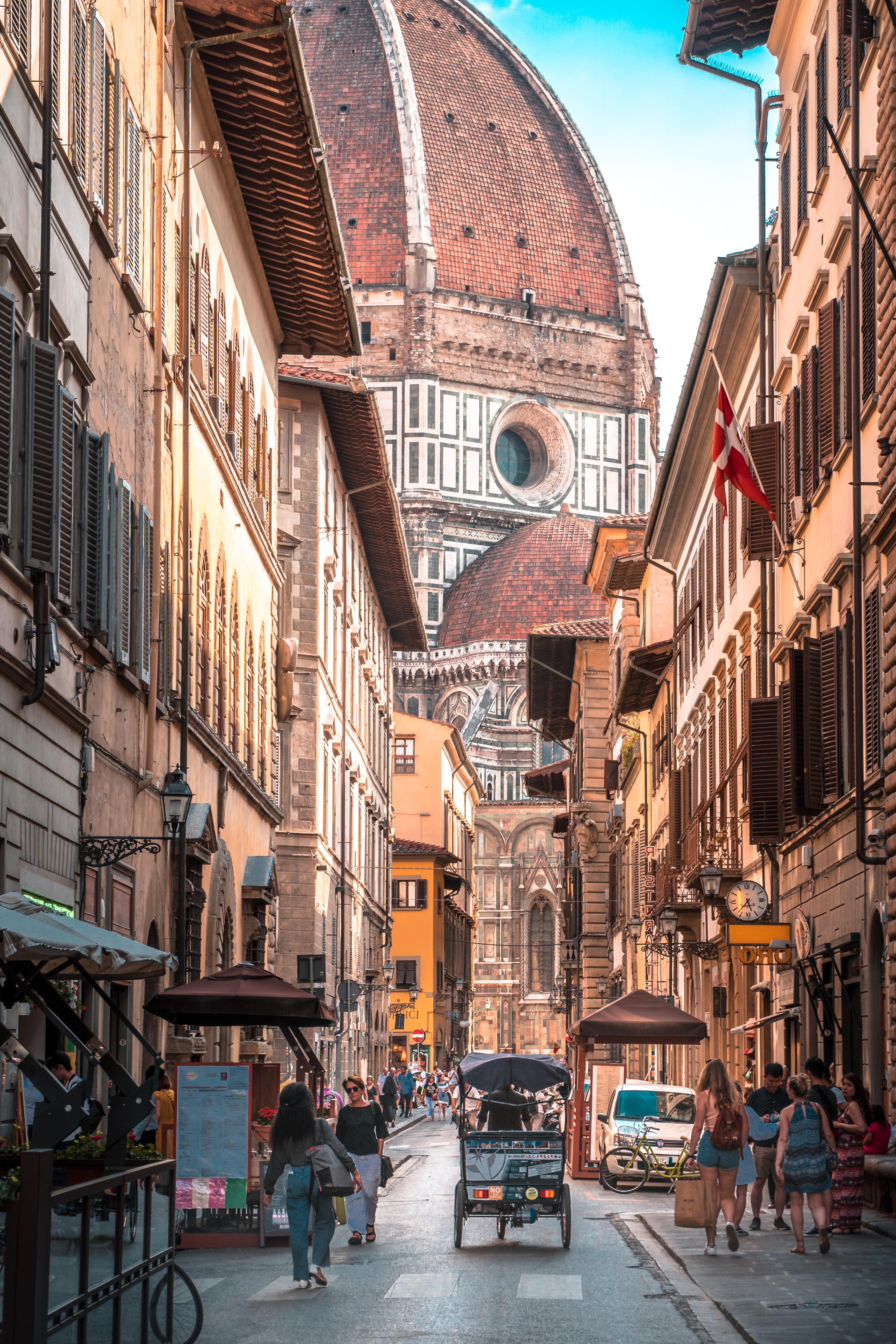 Oh Free Florence, las principales tendencias de destino