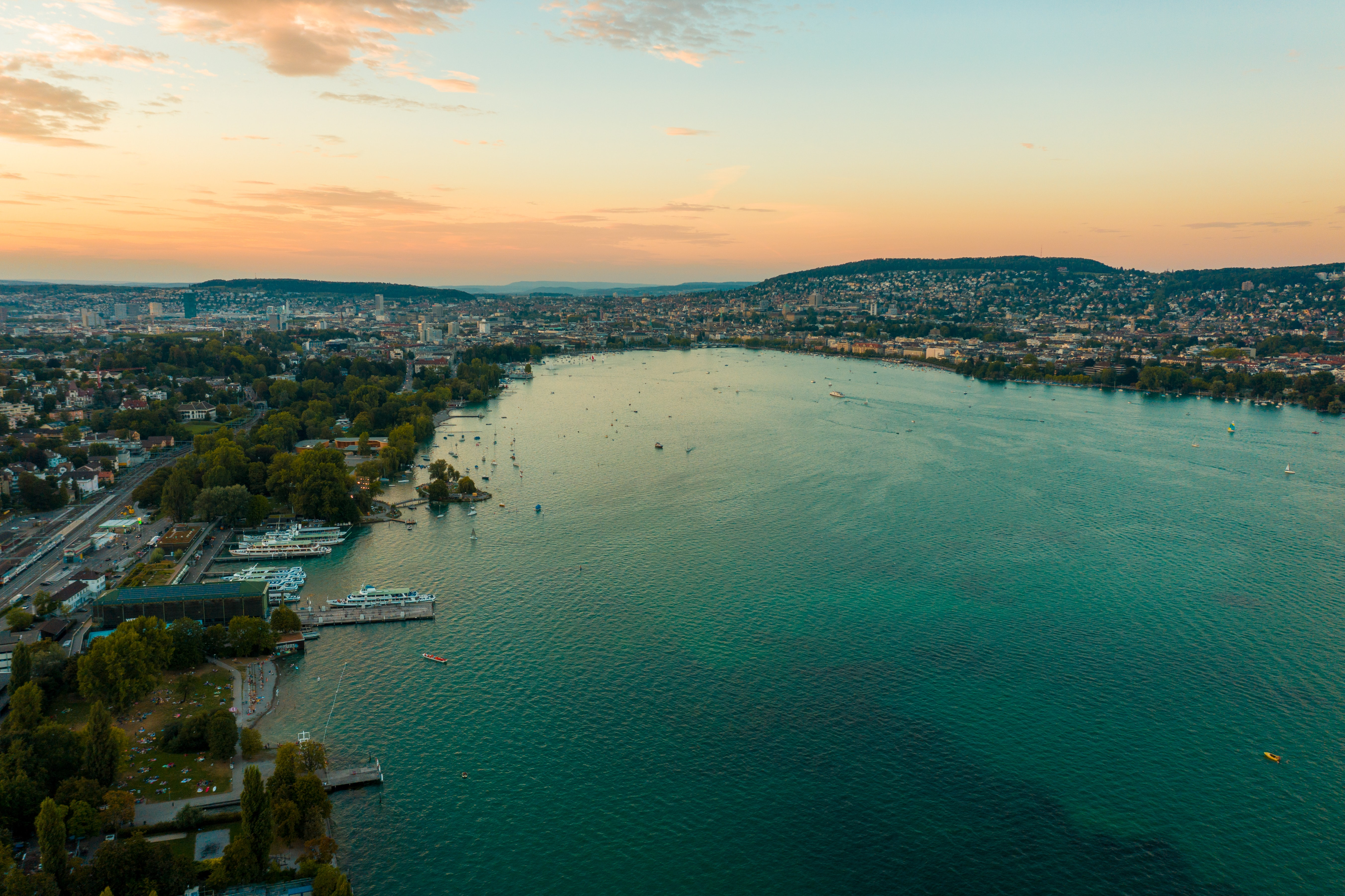 Lake Zurich, Free Things to do in Zurich