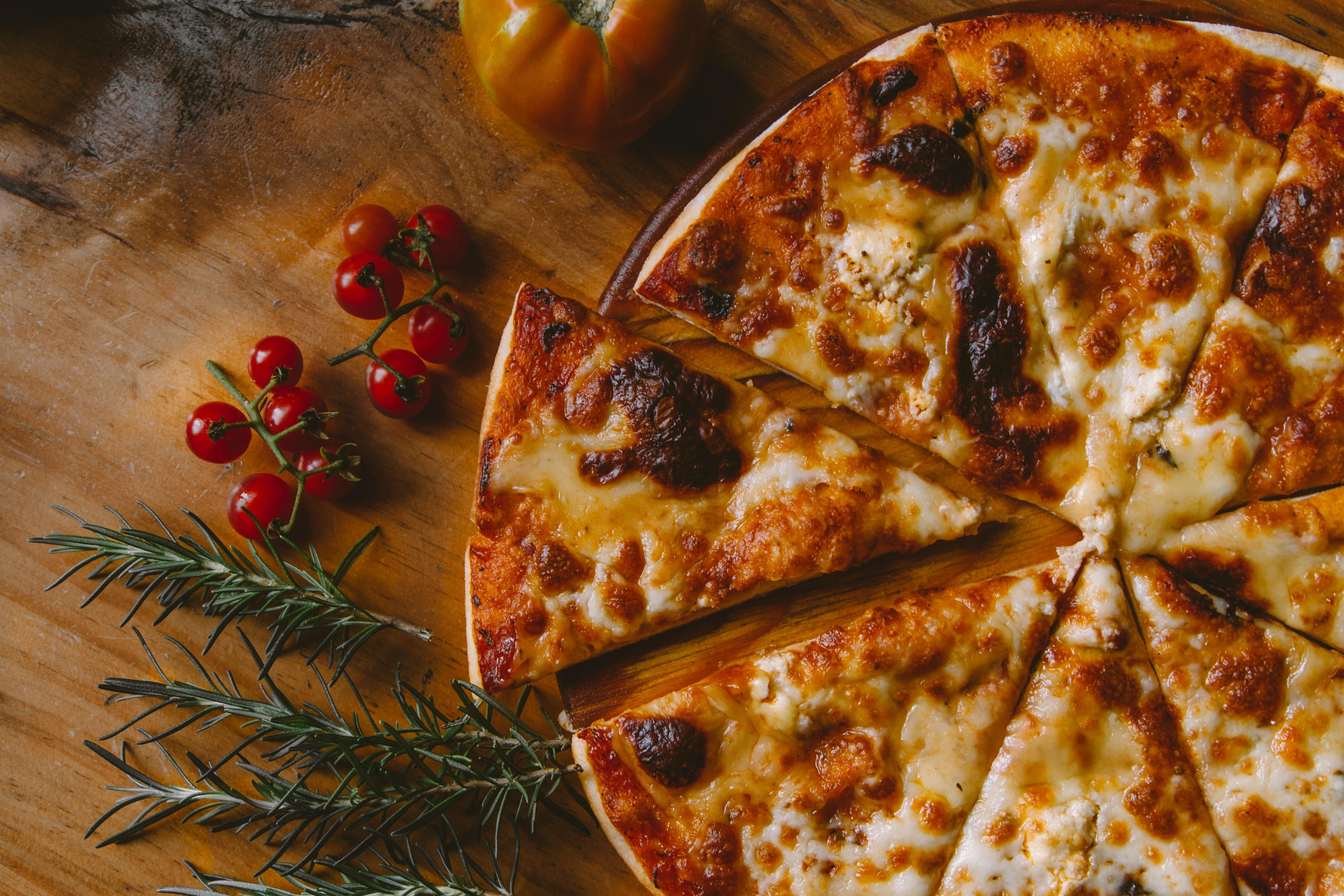 Pizza, Amstedam