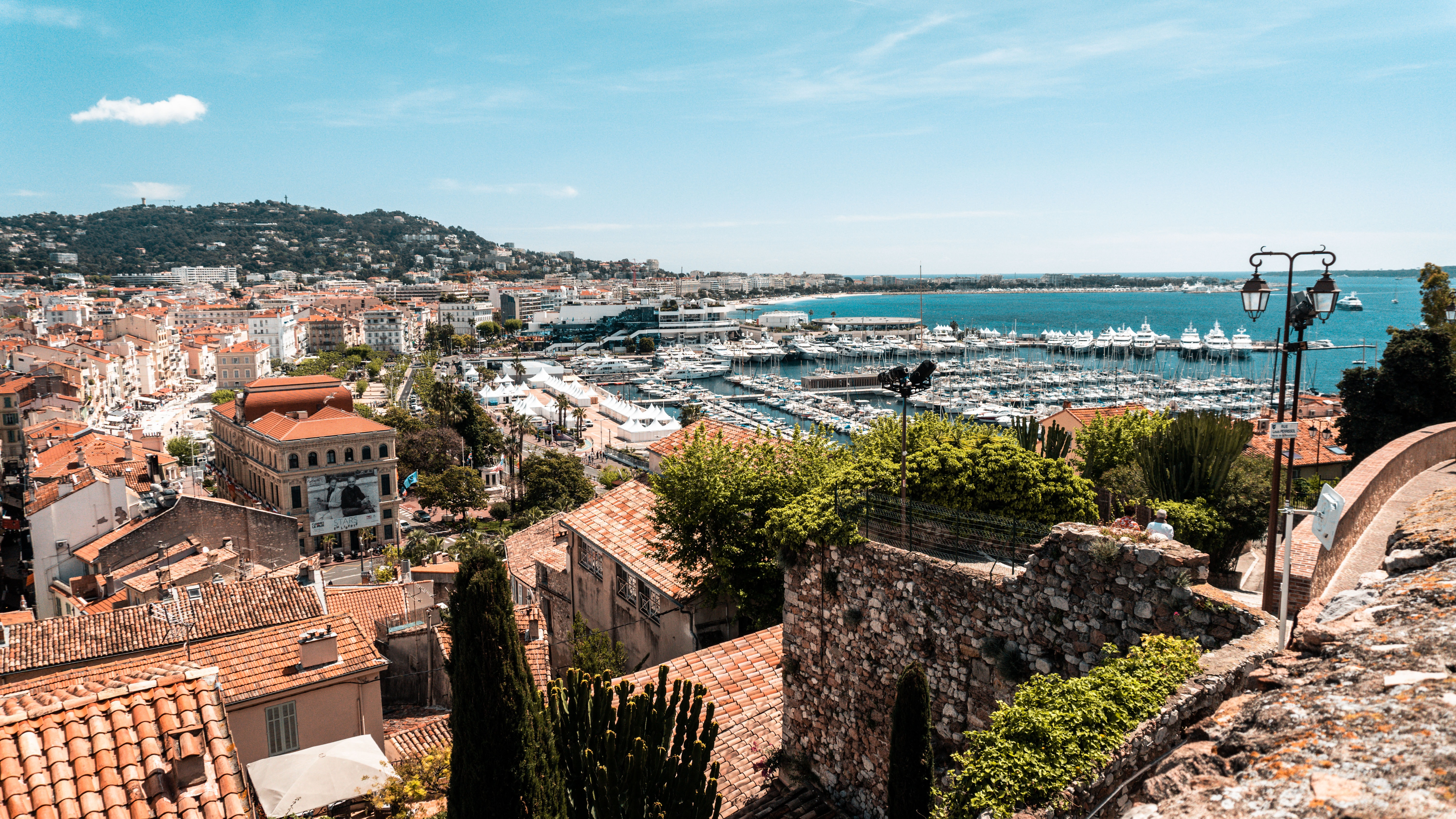 Cannes, France in June