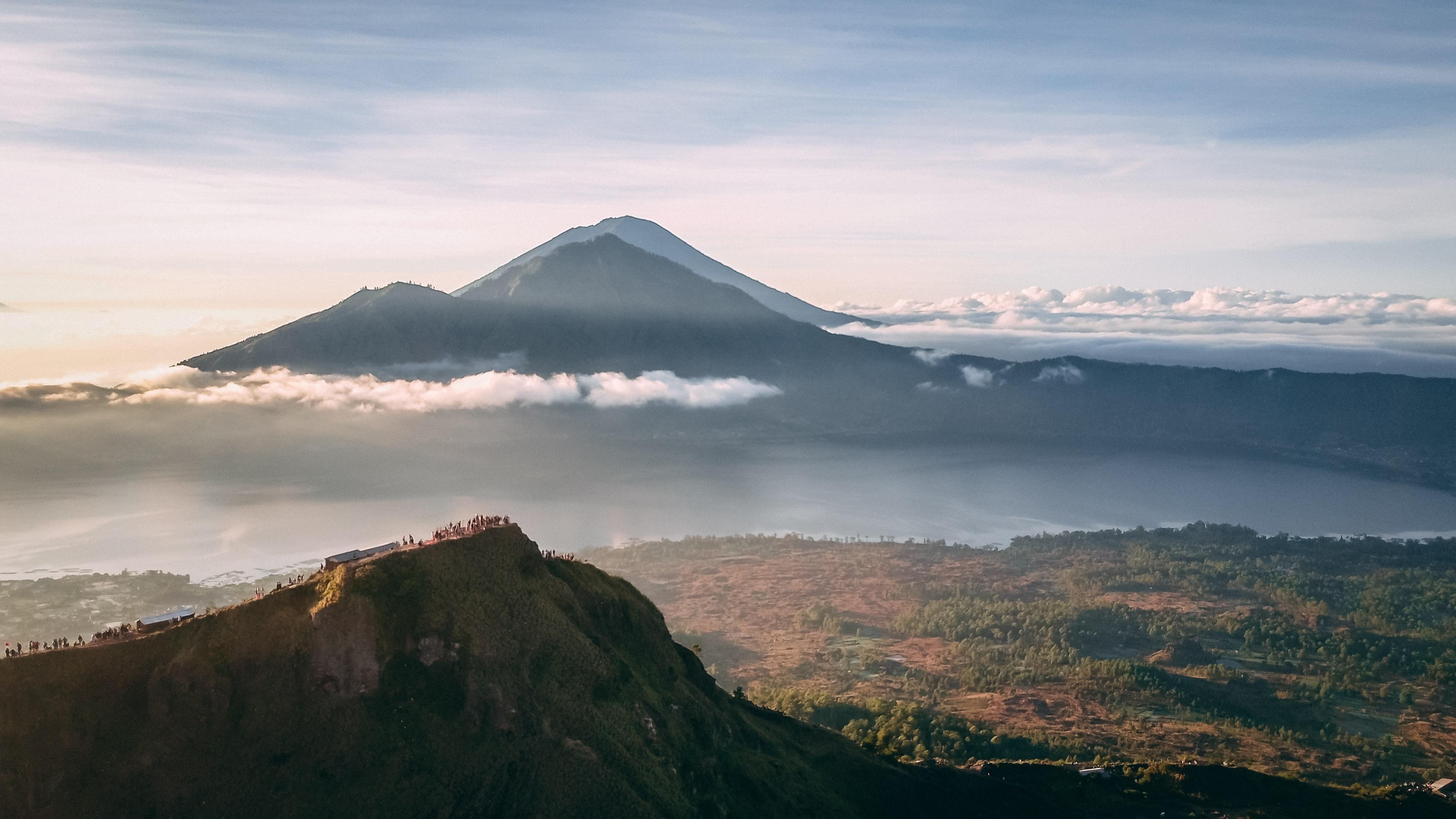 Mount Batur, Activities Near Tirta Gangga Water Palace