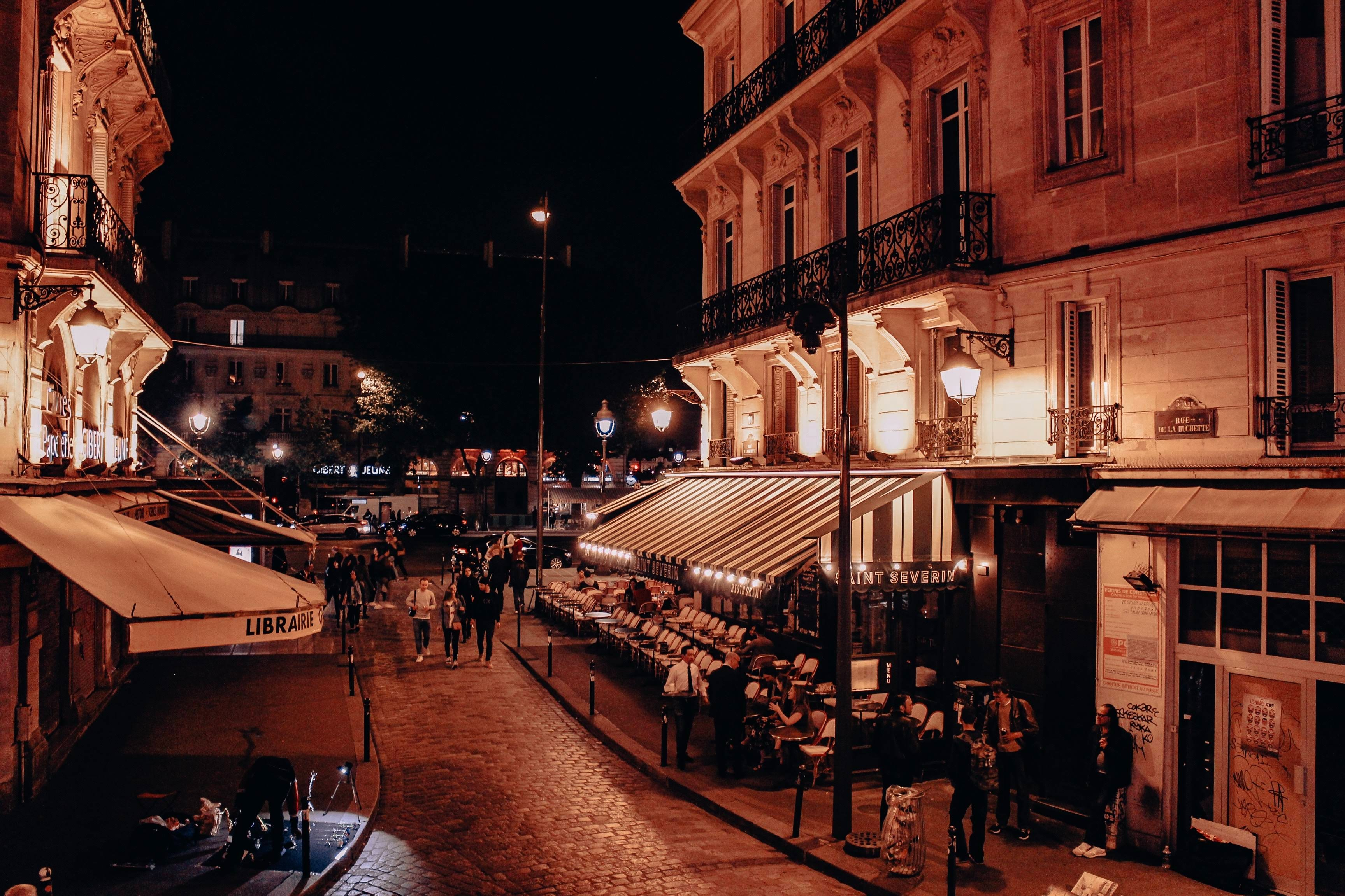 Latin Quarter, Paris- Beauty of Medieval