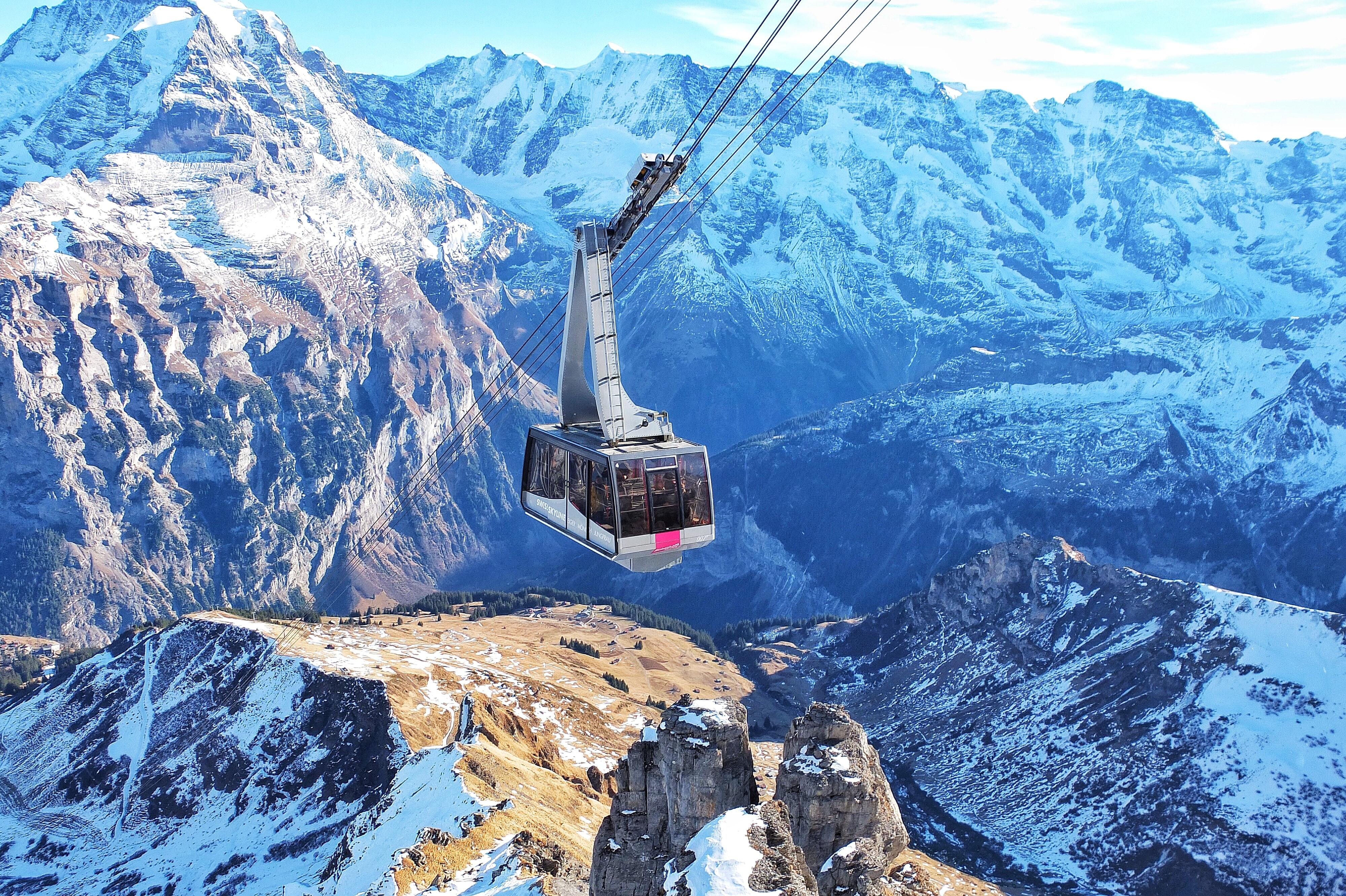 Mürren, Lauterbrunnen, Switzerland, Swiss Travel Updates