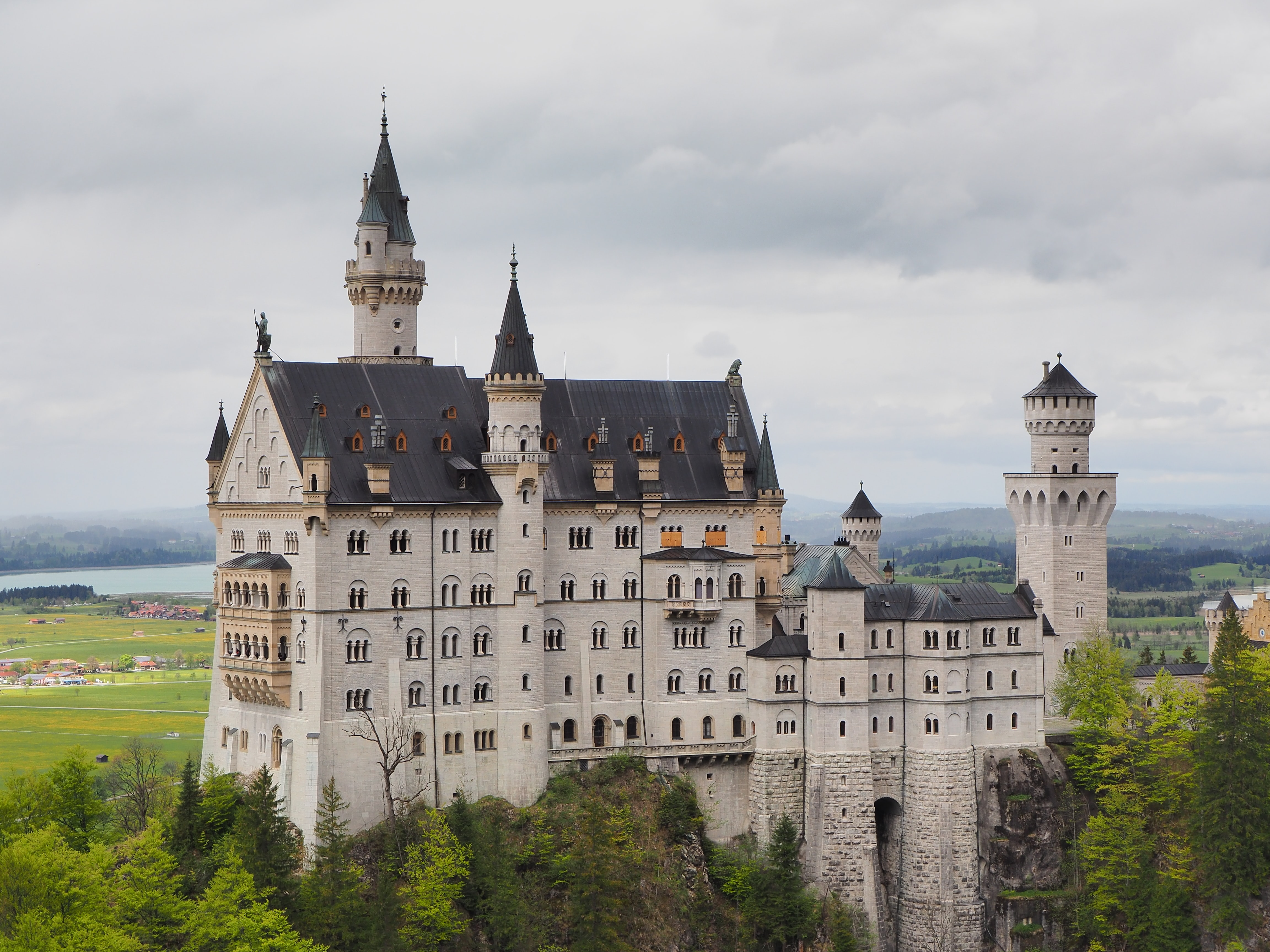 Tour the Fairy tale castle of Neuschwanstein in Bavaria, Germany, Romantic Things to do in Europe