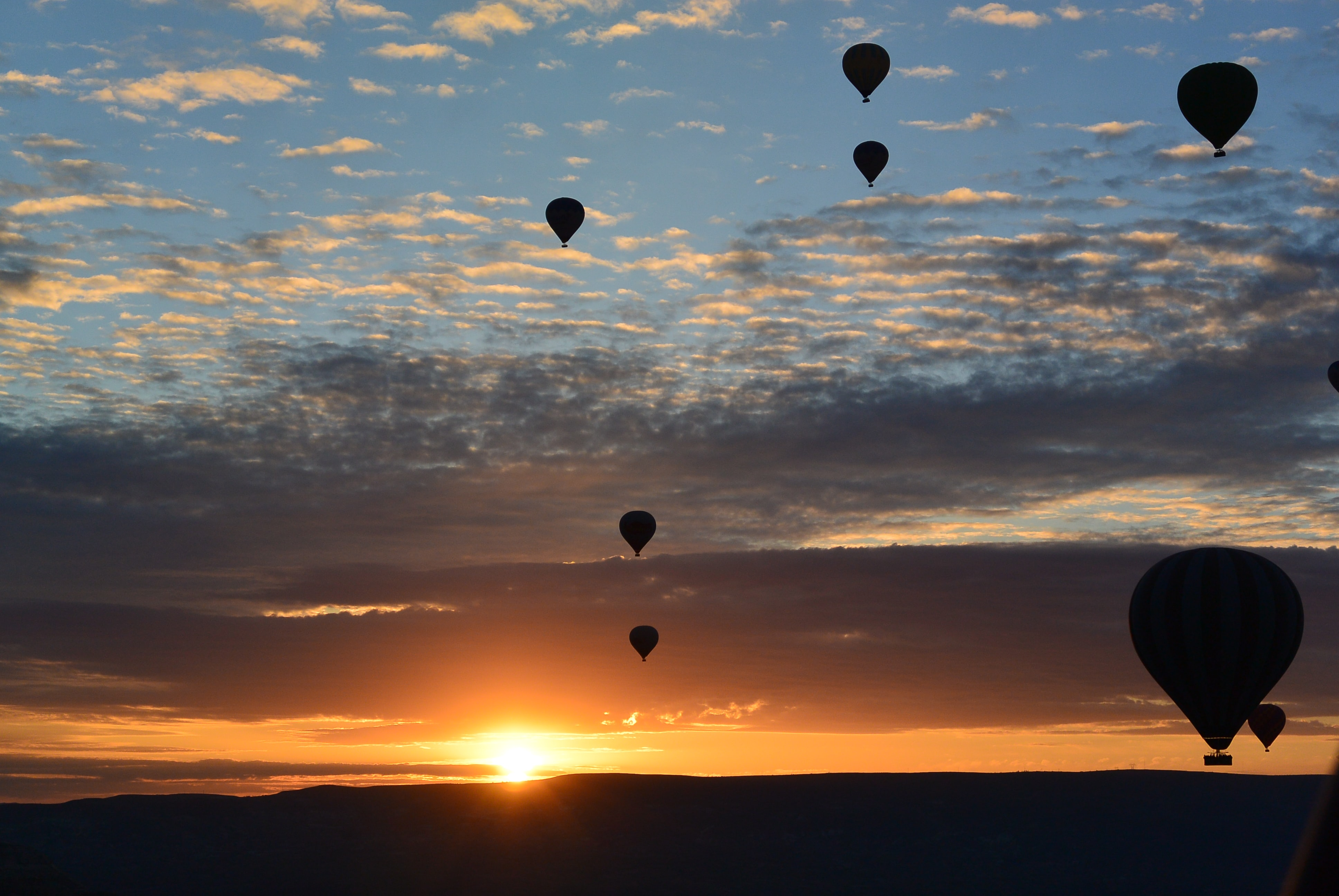 Hot air balloon ride in Cappadocia, Turkey, Things to do in Europe in Summer