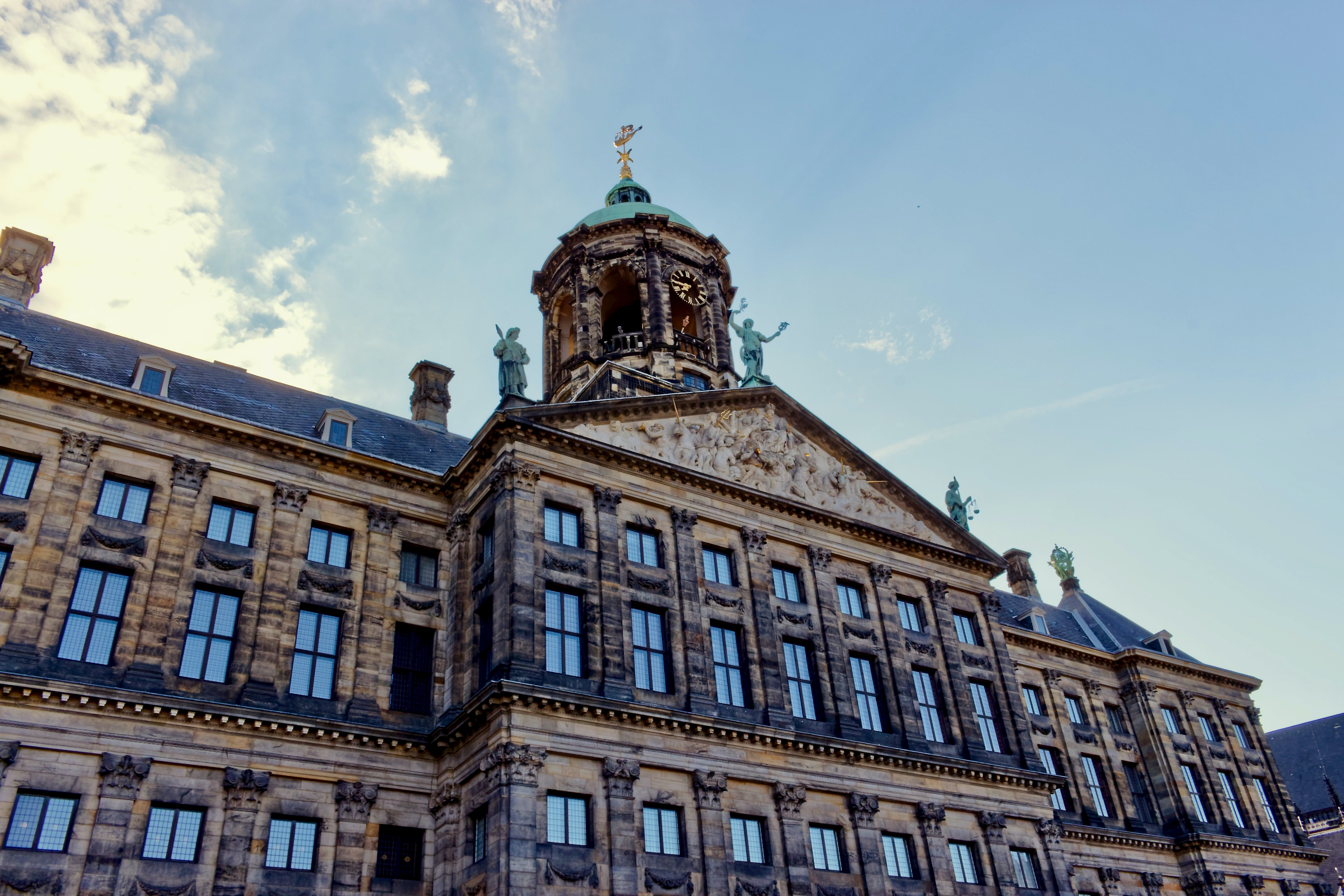 Explore the Royal Palace of Amsterdam, Things to do in Amsterdam in April
