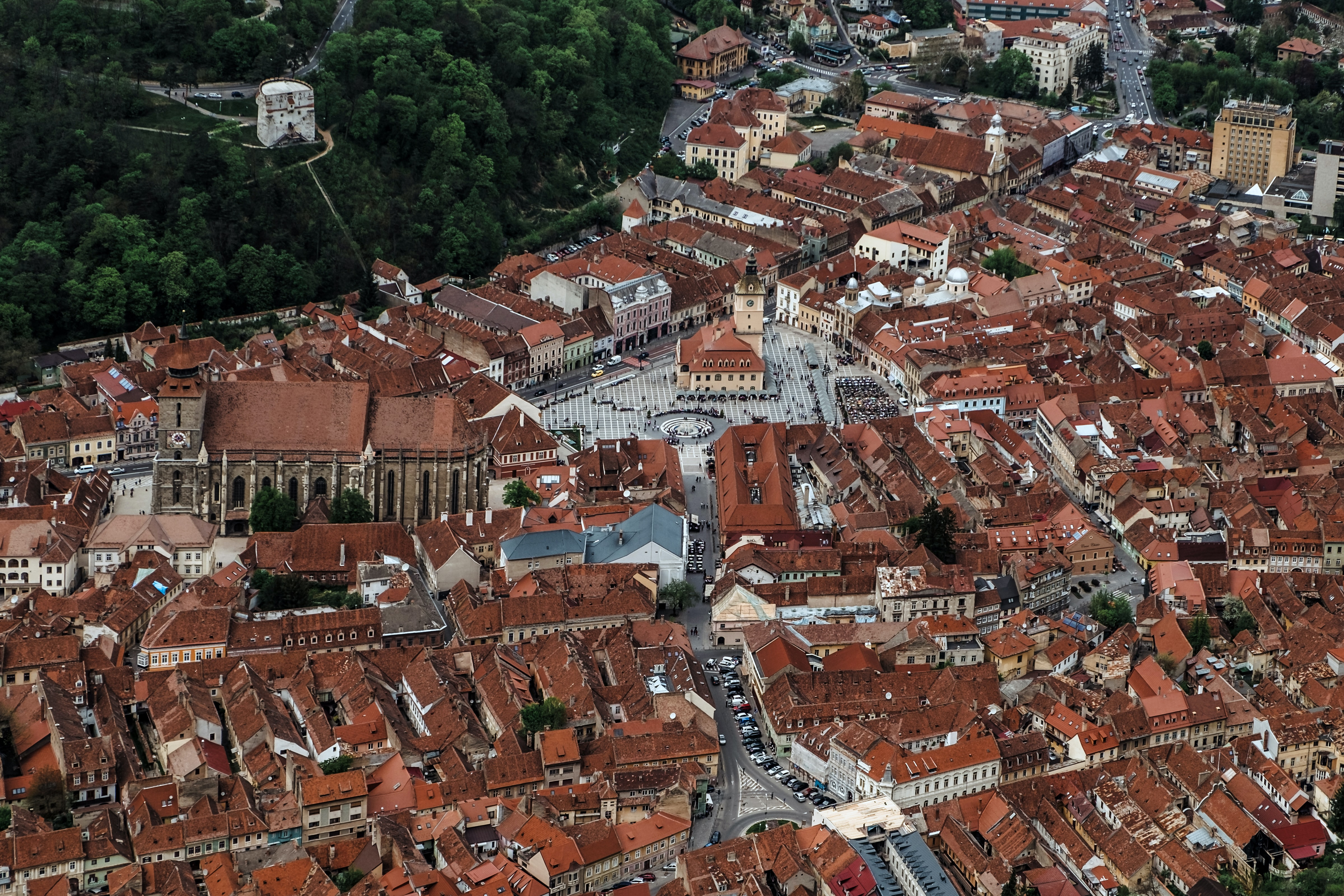 Tampa, Brasov, Romania, Things to do in Europe in Summer