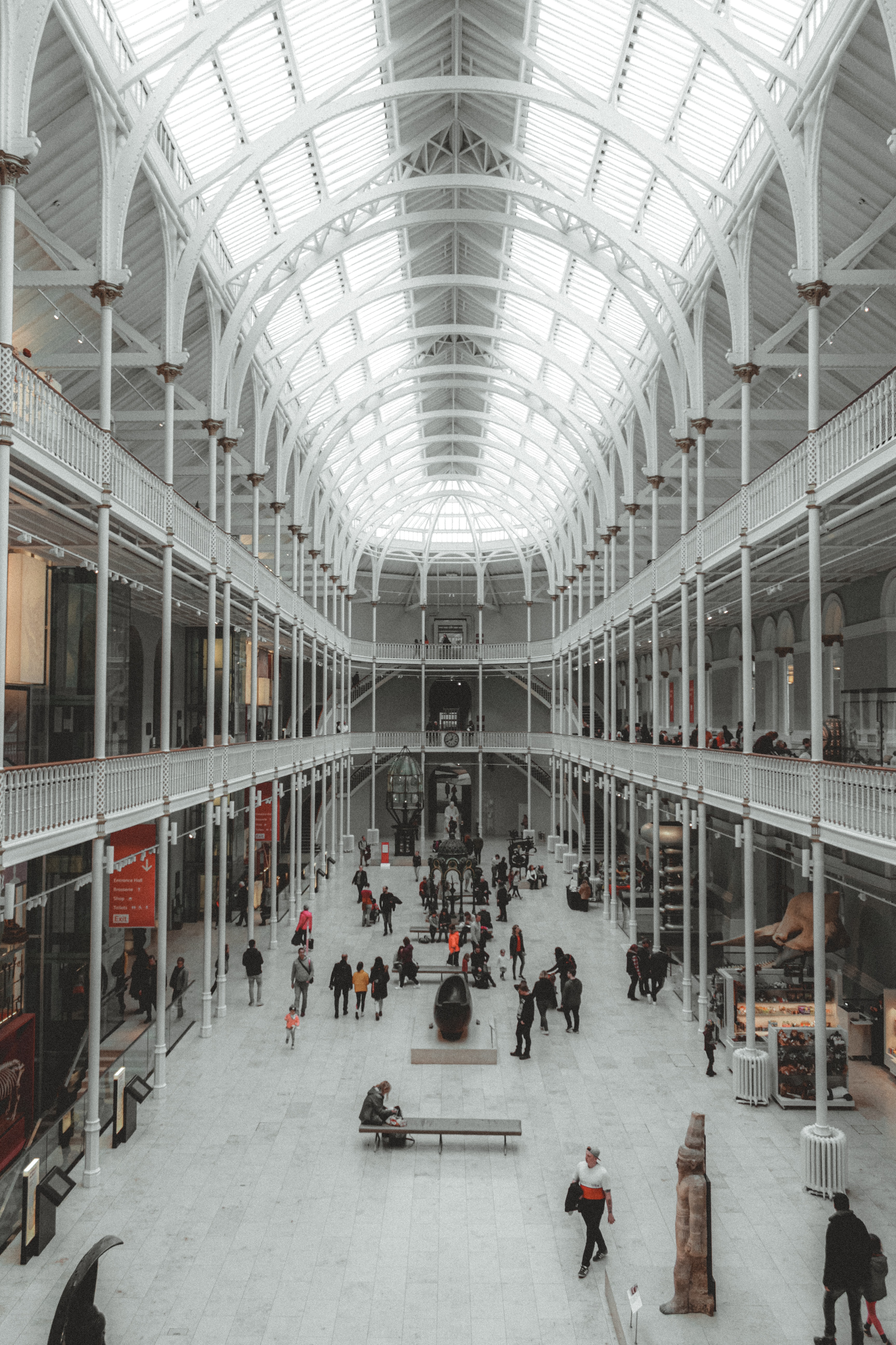 Explore the National Museum of Scotland, things to do in Edinburgh