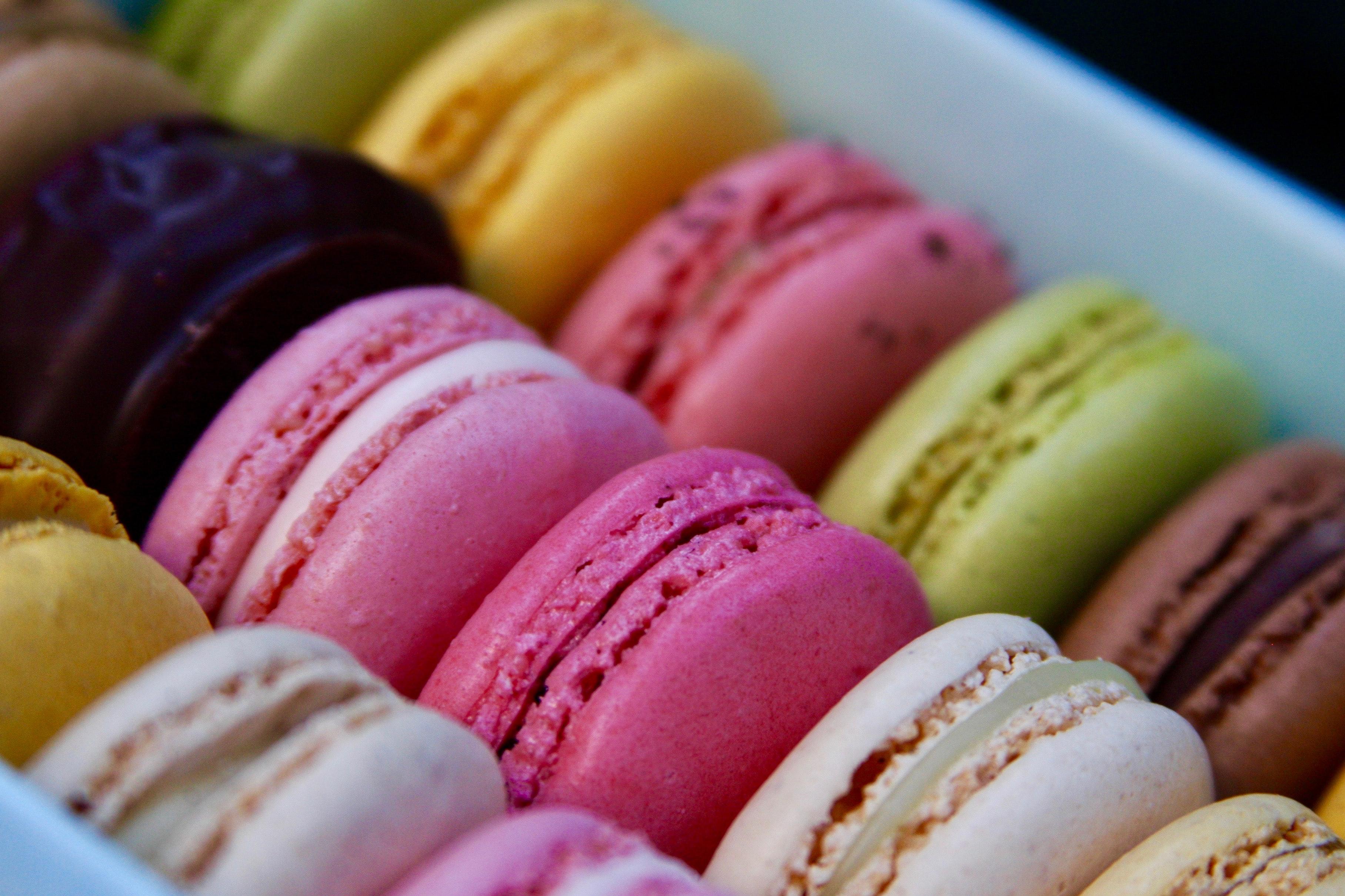 Laduree's Macarons