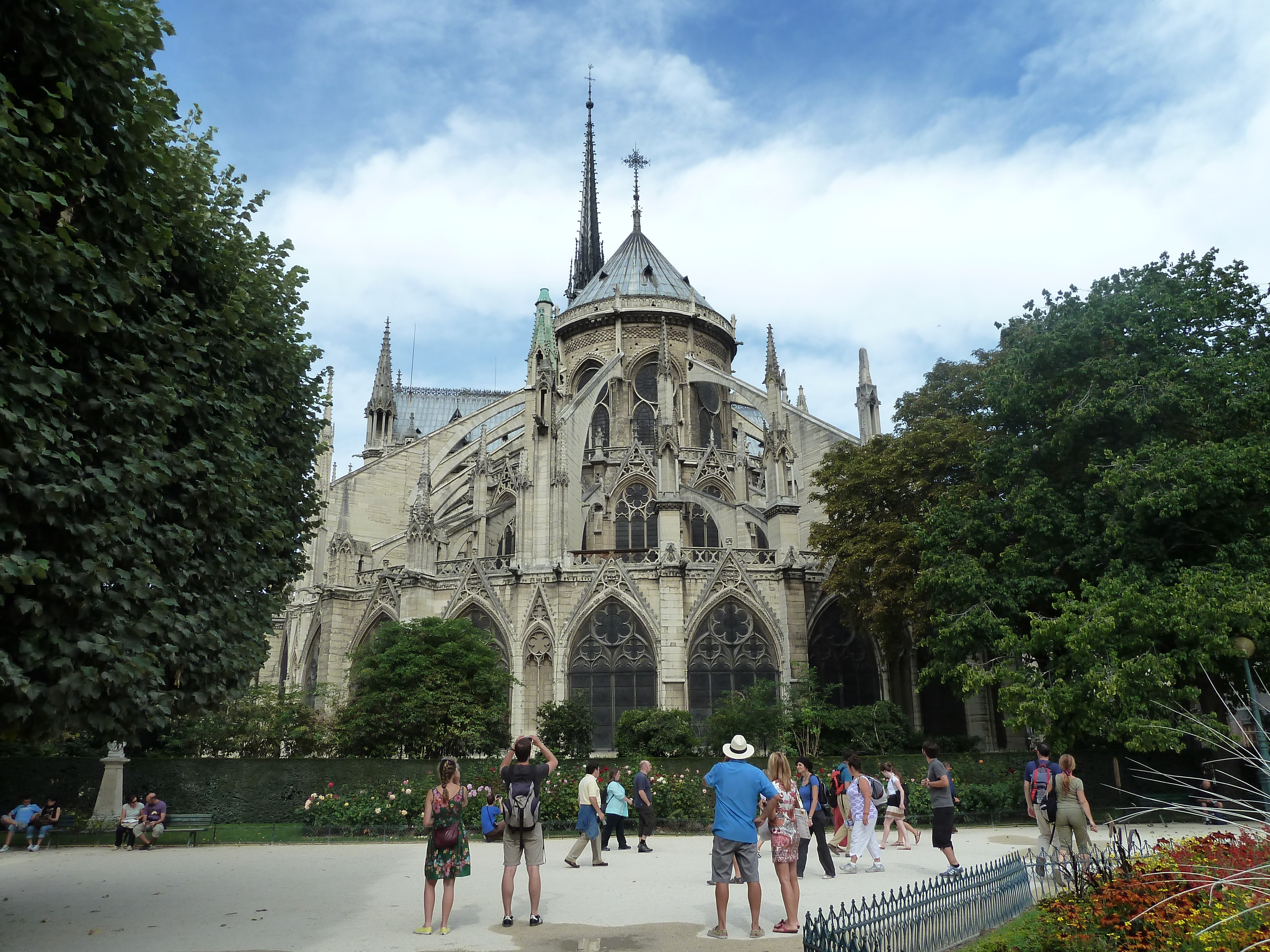 Notre Dame Cathedral, Paris, France, Things to do in Paris in Winter