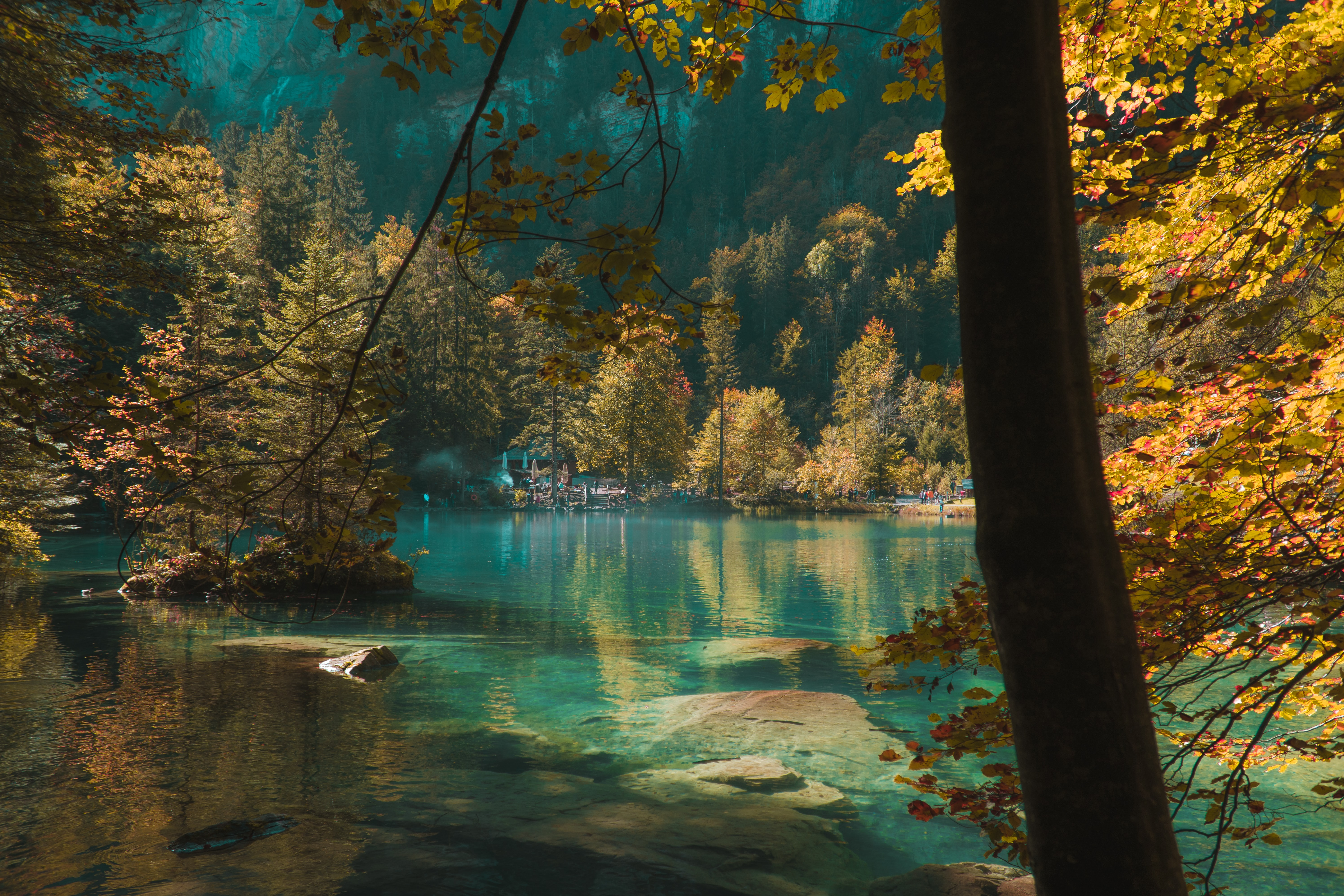 Blausee, Lakes in Switzerland
