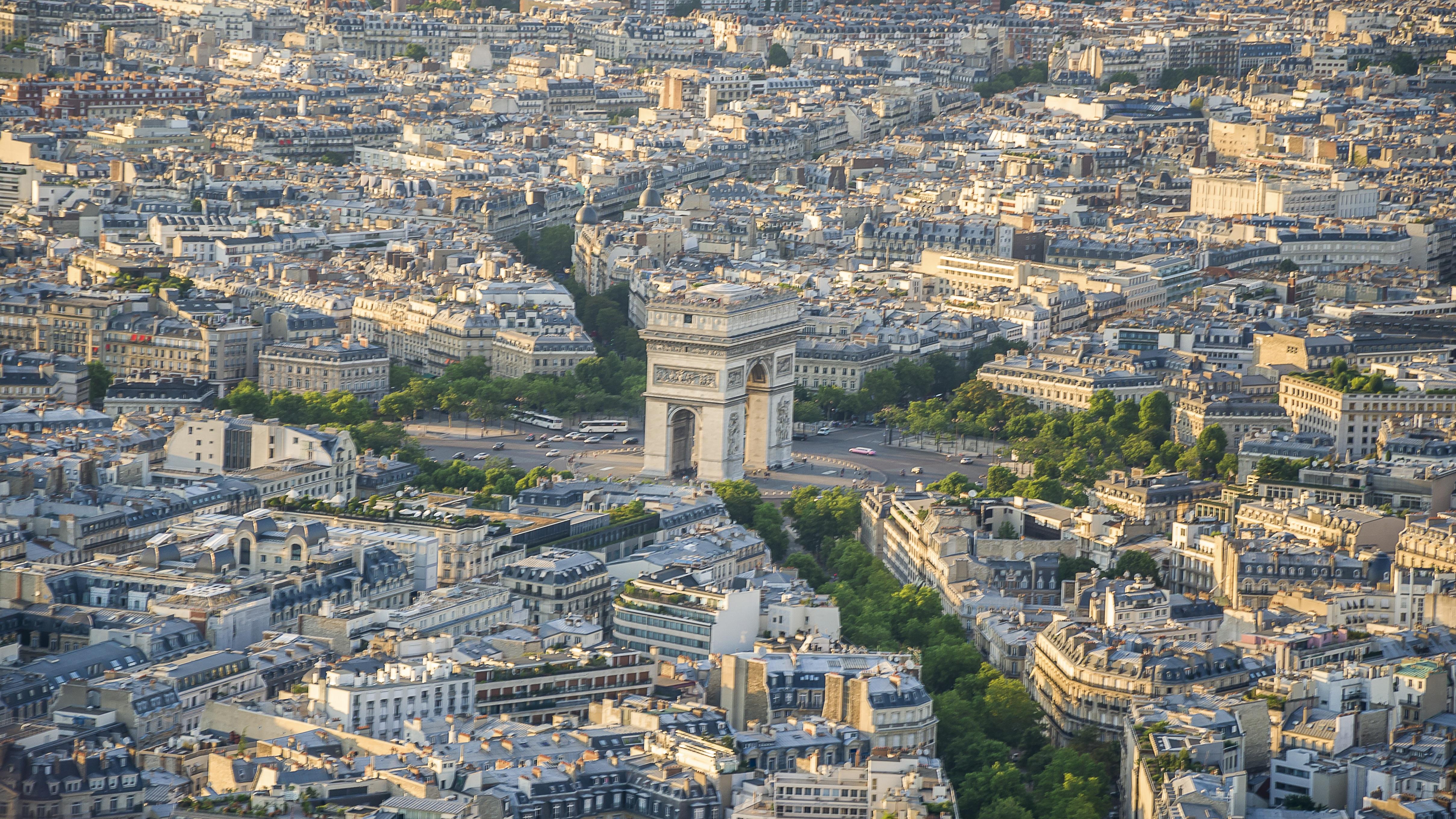 Champs-Élysées, Paris, France, Things to do in Paris in Winter