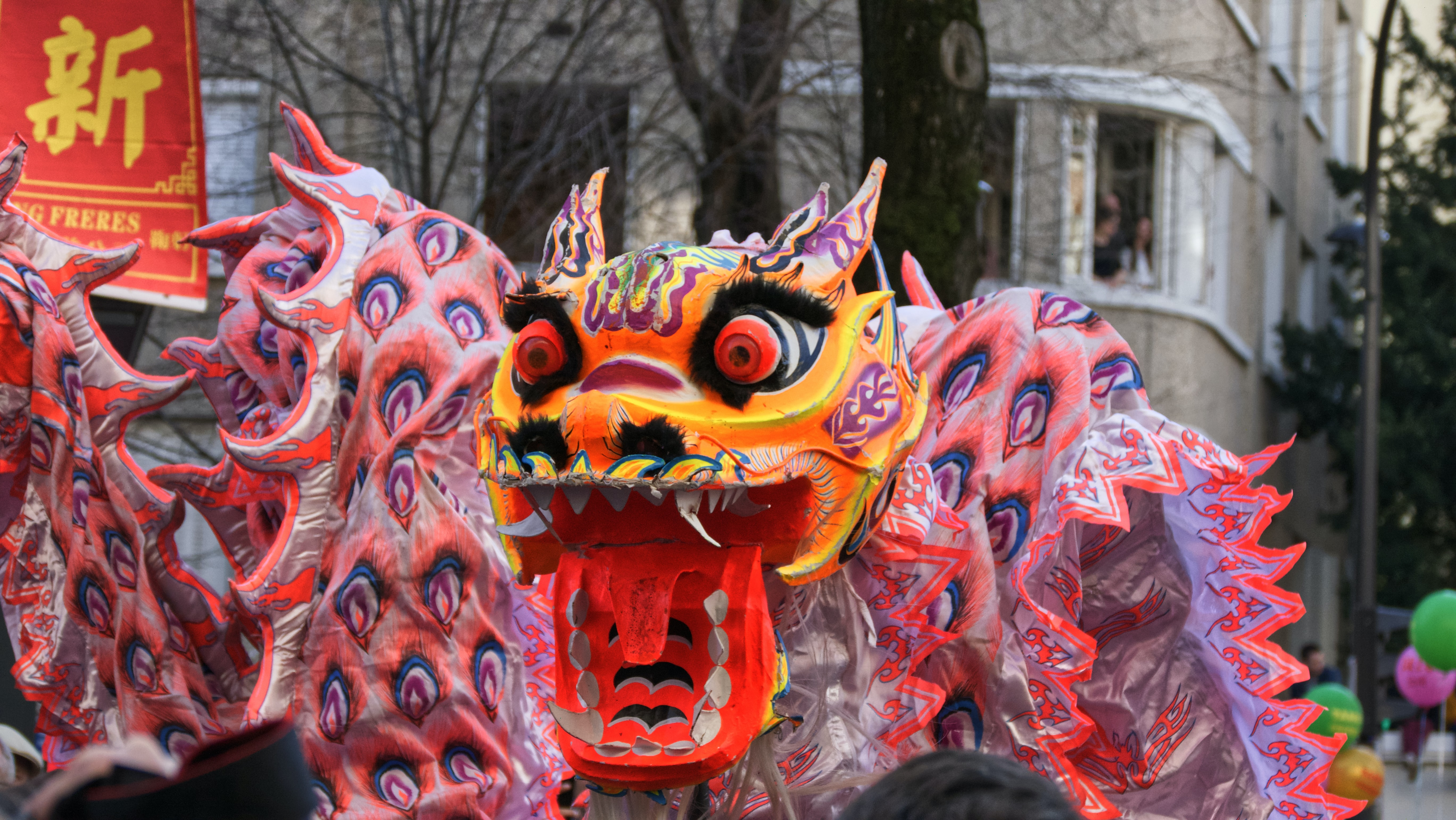 Chinese New Year in Paris, Festivals in Paris in February